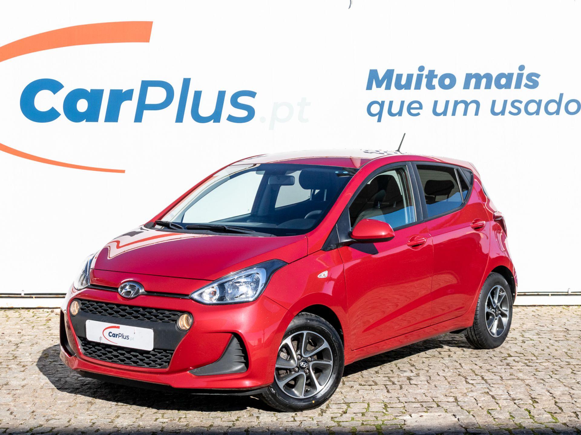Hyundai i10 1.0 MPi Comfort segunda mão Lisboa