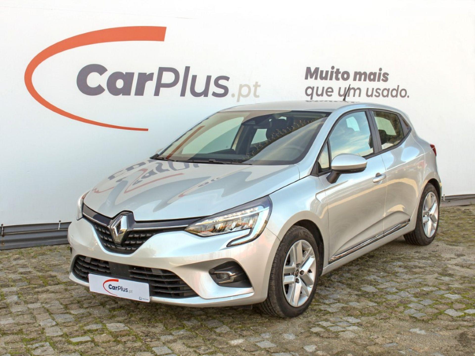 Renault Clio TCe 100 Bi-Fuel Intens segunda mão Braga
