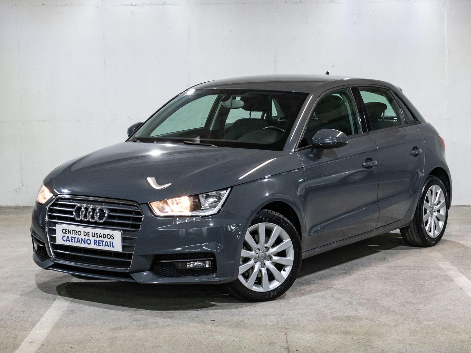 Audi A1 1.6 TDI 116cv Sportback segunda mão Lisboa