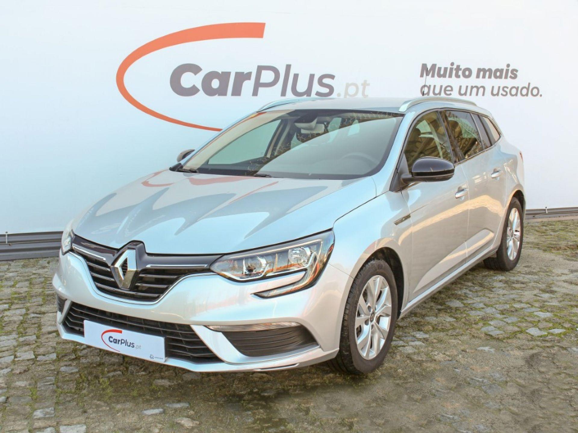 Renault Megane ST 1.3 TCe 115cv FAP Limited segunda mão Porto