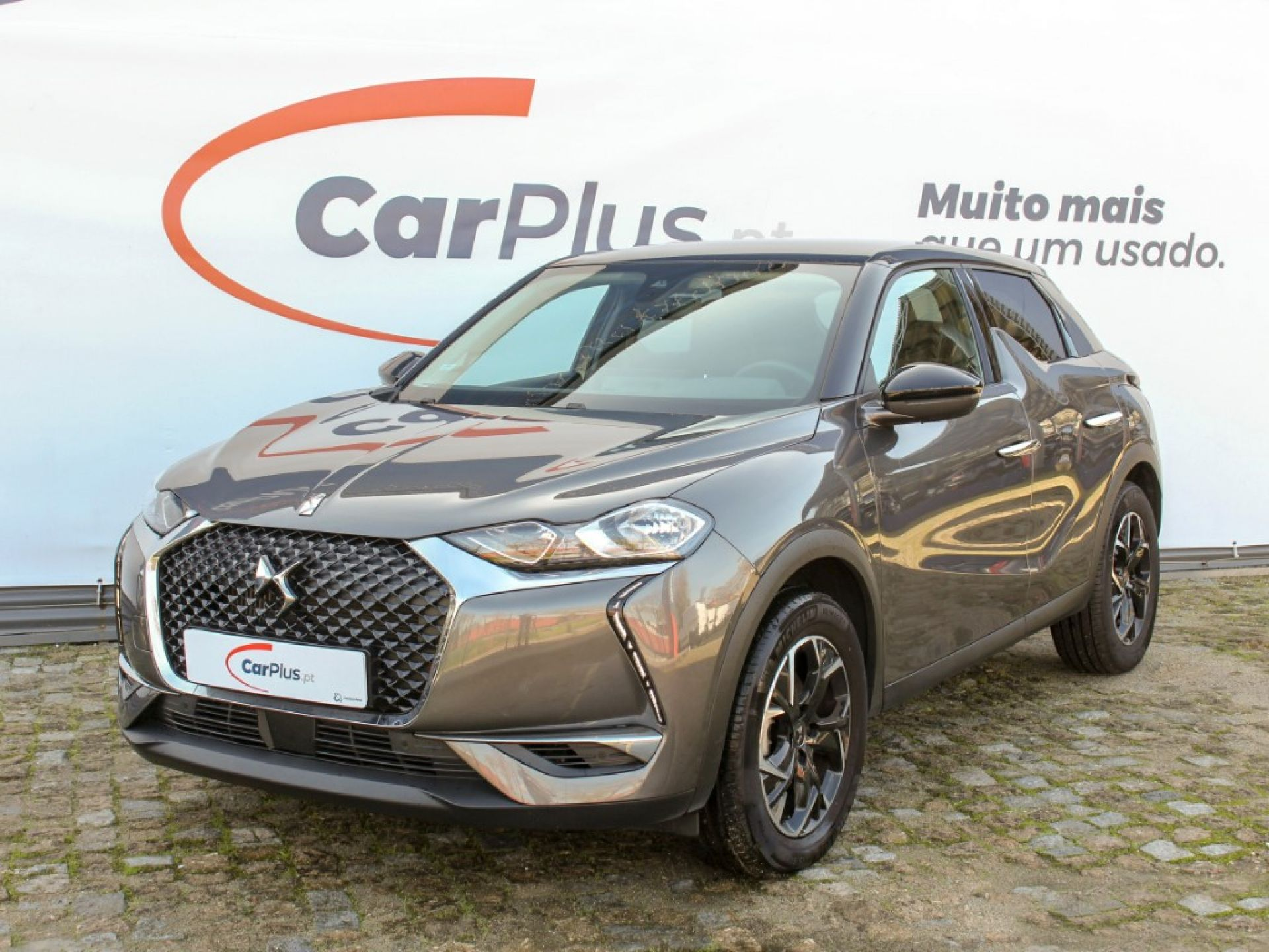 DS DS 3 Crossback 1.2 Puretech 130 Be Chic EAT8 segunda mão Porto