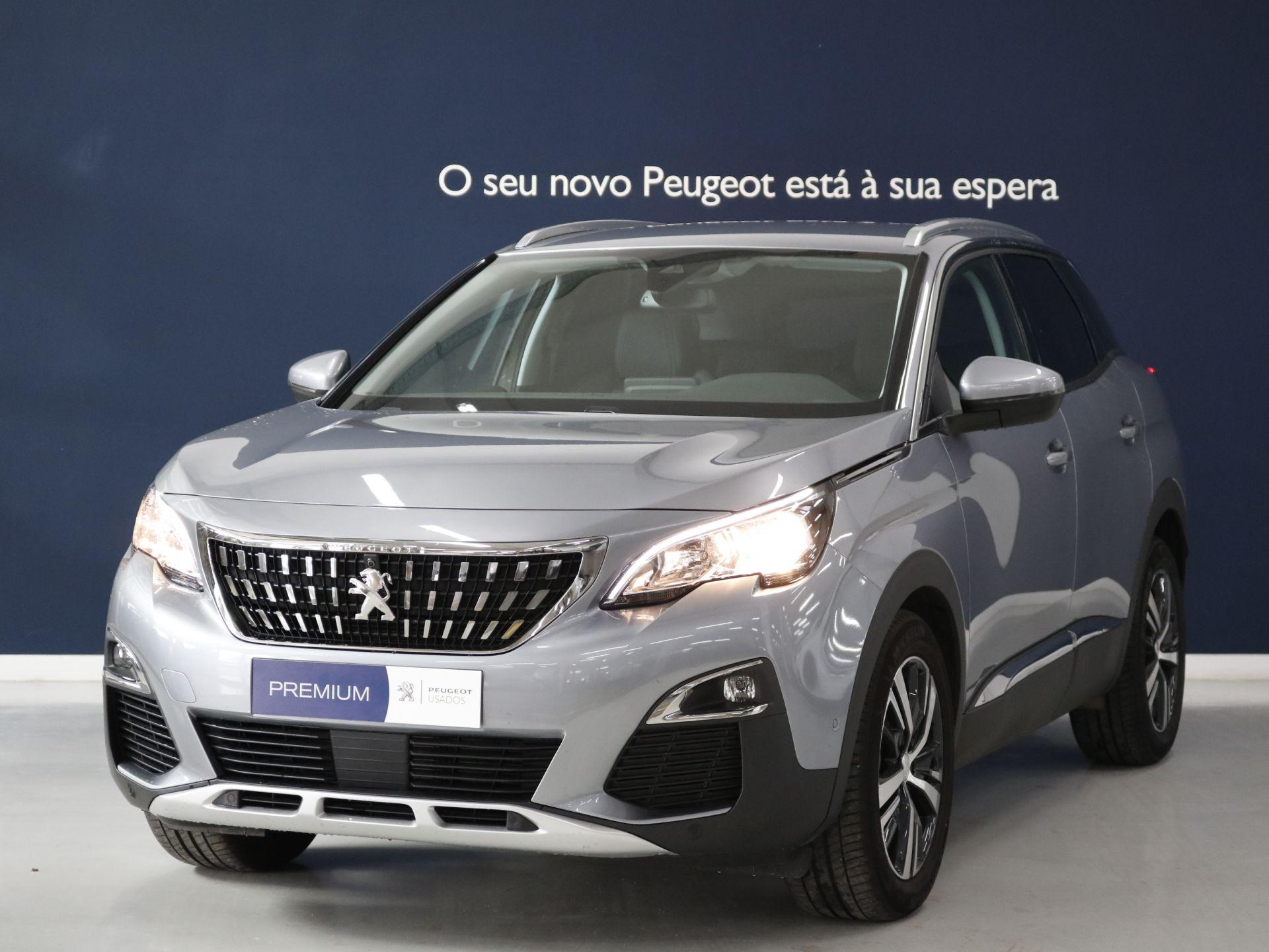 Peugeot 3008 Allure 1.5 BlueHDi 130 CVM6 segunda mão Setúbal
