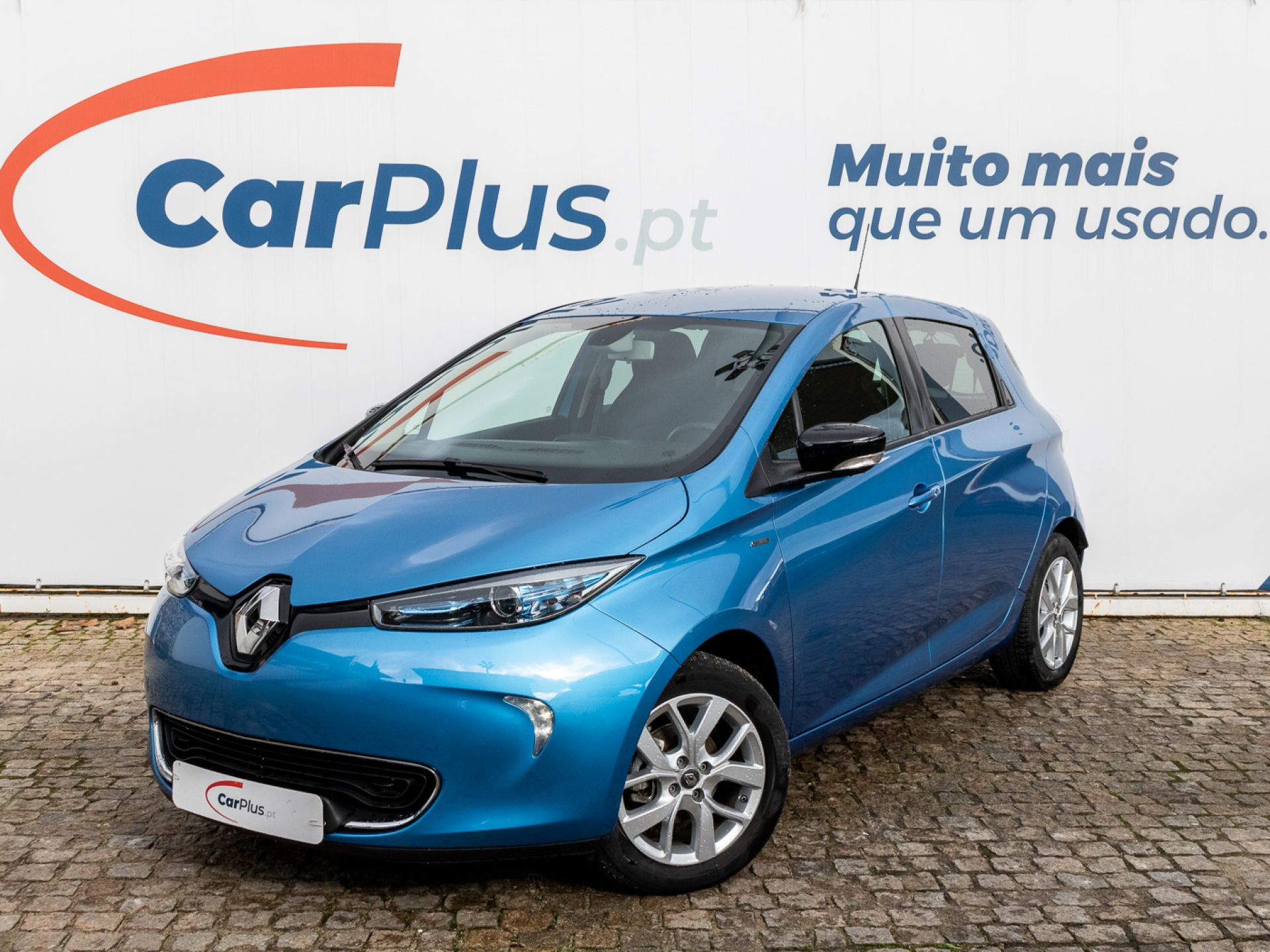 Renault ZOE Limited R110 Flex segunda mão Lisboa