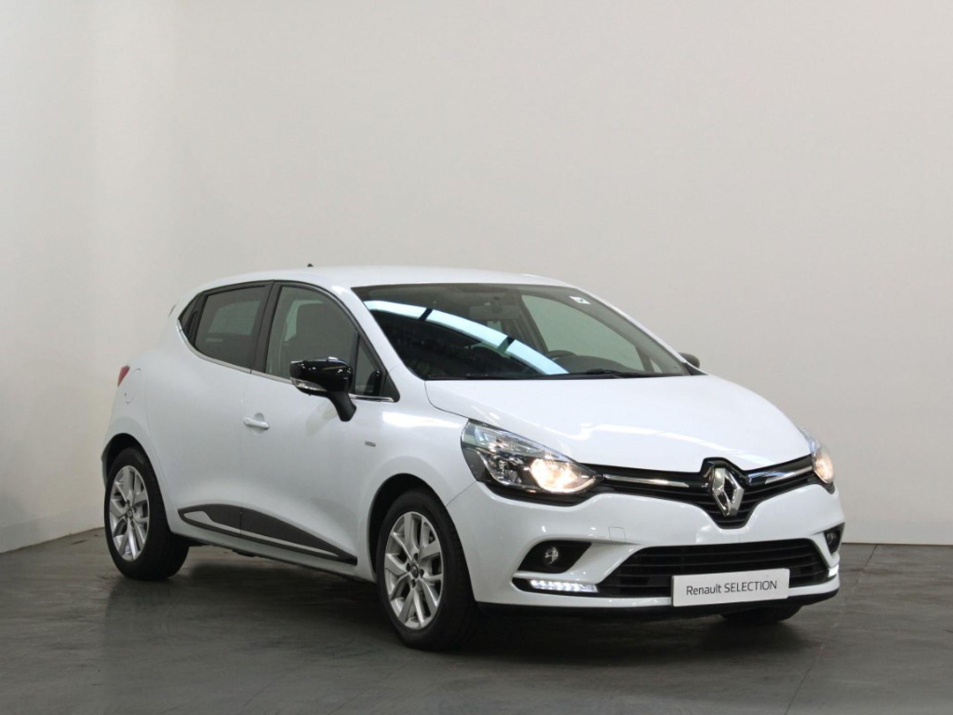 Renault Clio 0.9 TCe 90 Bi-Fuel Limited segunda mão Porto
