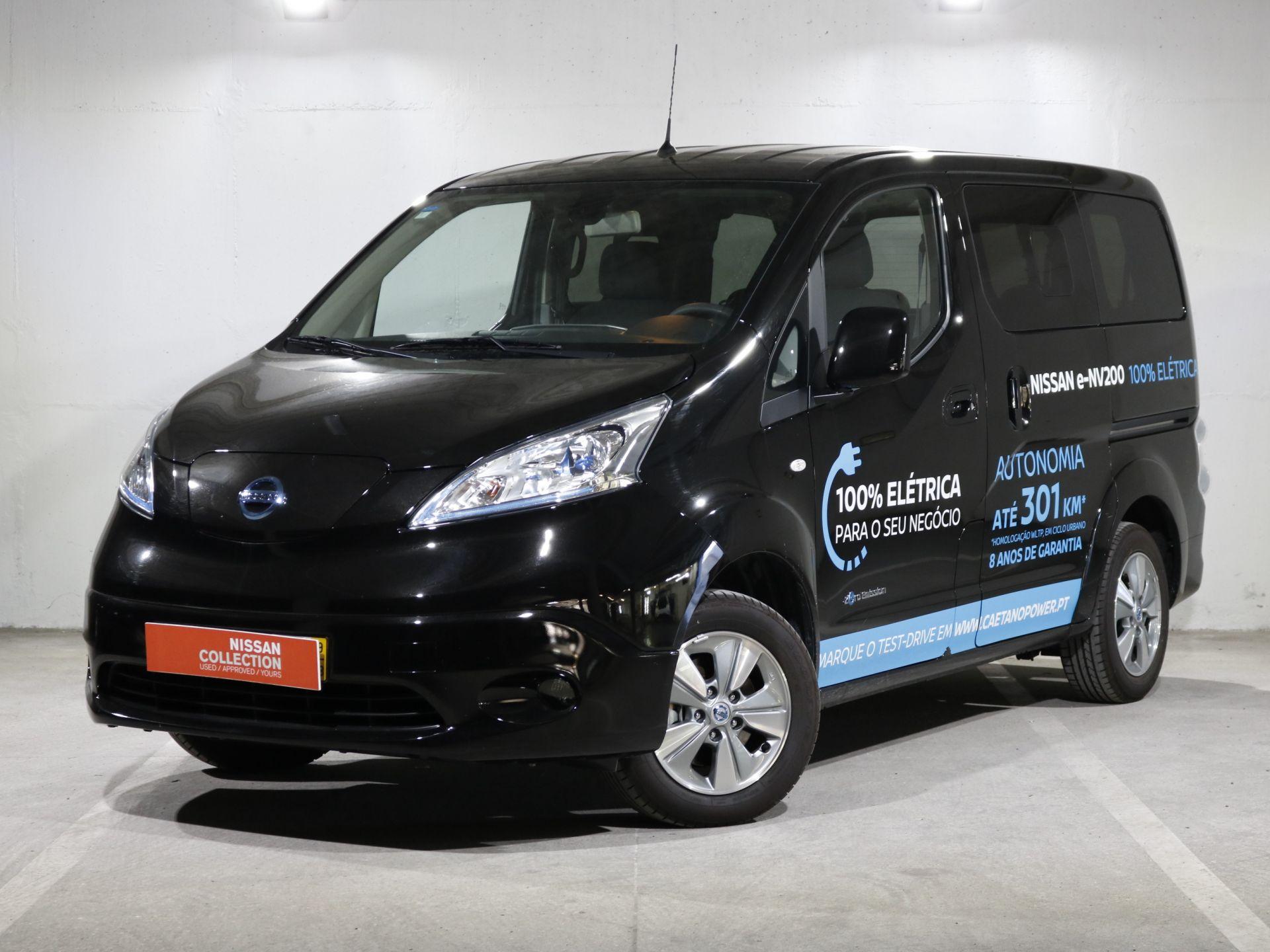 Nissan EVALIA Evalia 7 40 kWh Navegador usada Lisboa