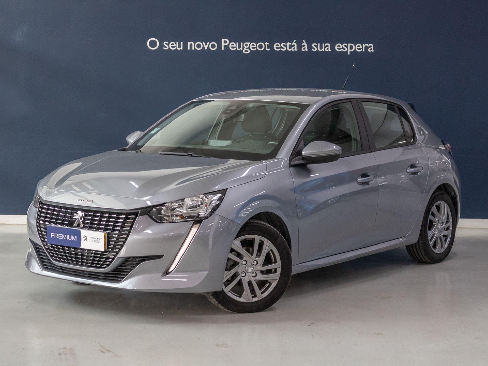 Peugeot 208 1.2 PureTech 100cv Active segunda mão Setúbal