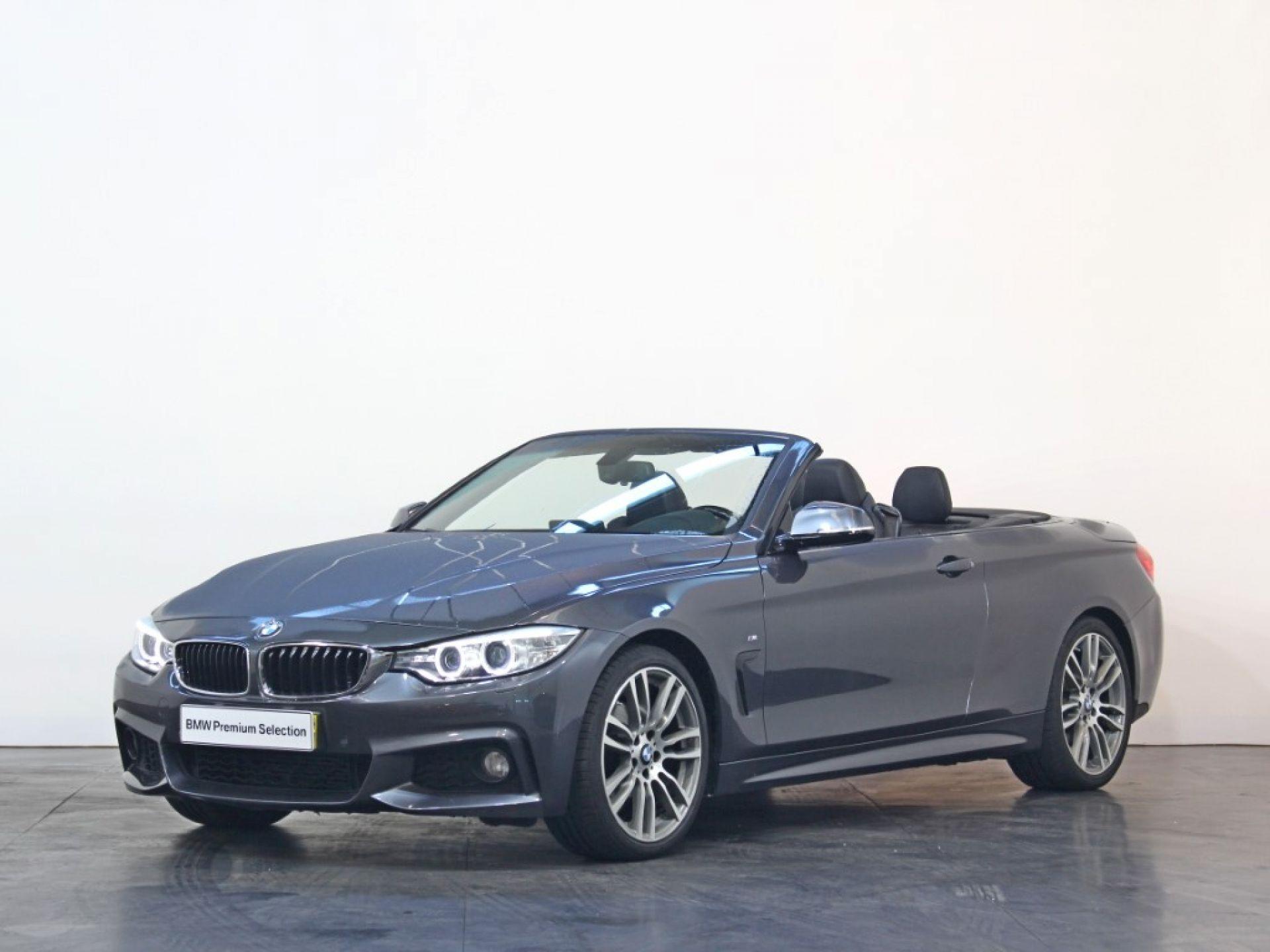 BMW Serie 4 420d Auto segunda mão Porto