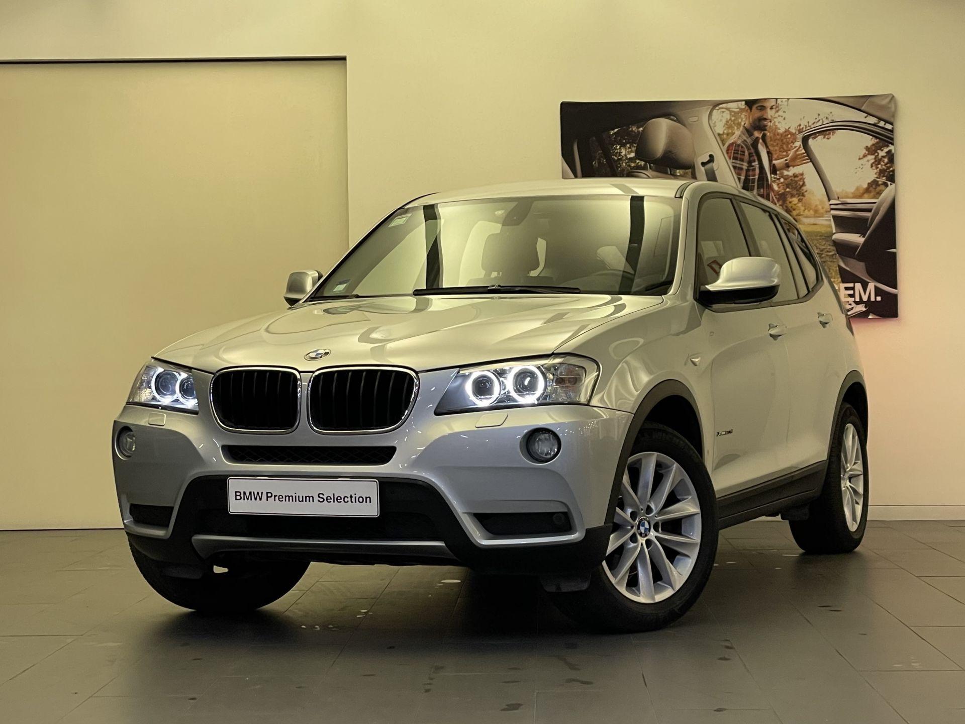 BMW X3 X3 xDrive20d Auto segunda mão Lisboa