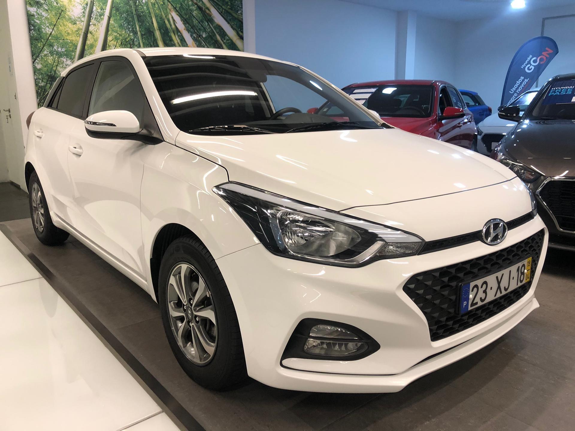 Hyundai i20 1.0 5 P GL TGDi DCT COMFORT 100CV MY18 segunda mão Lisboa