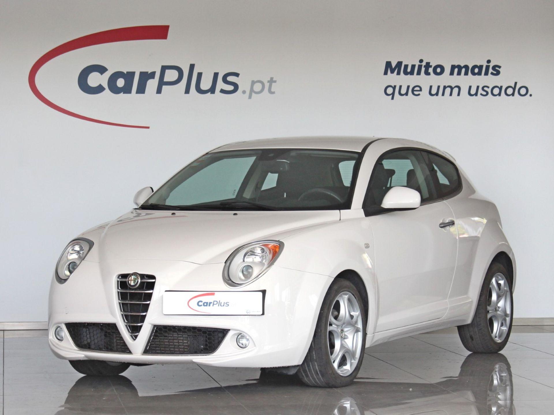 Alfa Romeo Mito MiTo 1.3 JTD 95cv 5KQ Progression segunda mão Braga