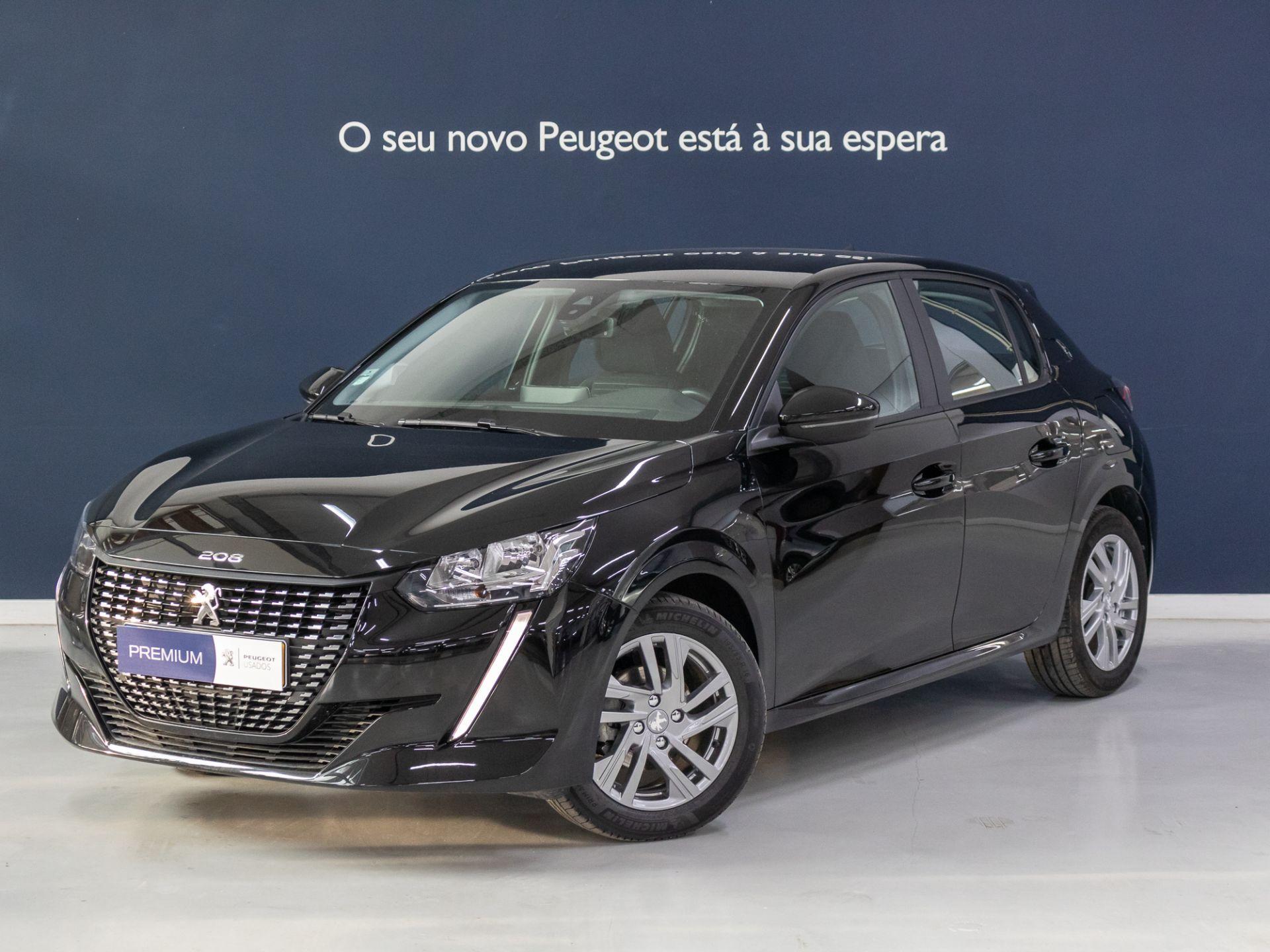 Peugeot 208 1.2 PureTech 75cv Active segunda mão Lisboa