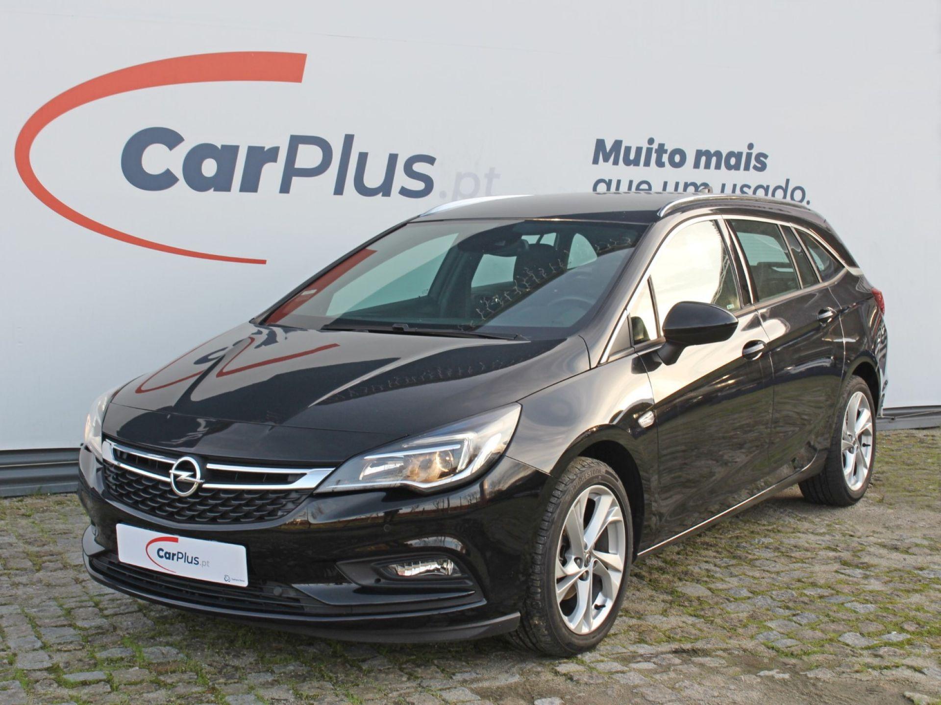 Opel Astra 1.6 Turbo D 110cv S/S JL17 Innovation ST segunda mão Porto