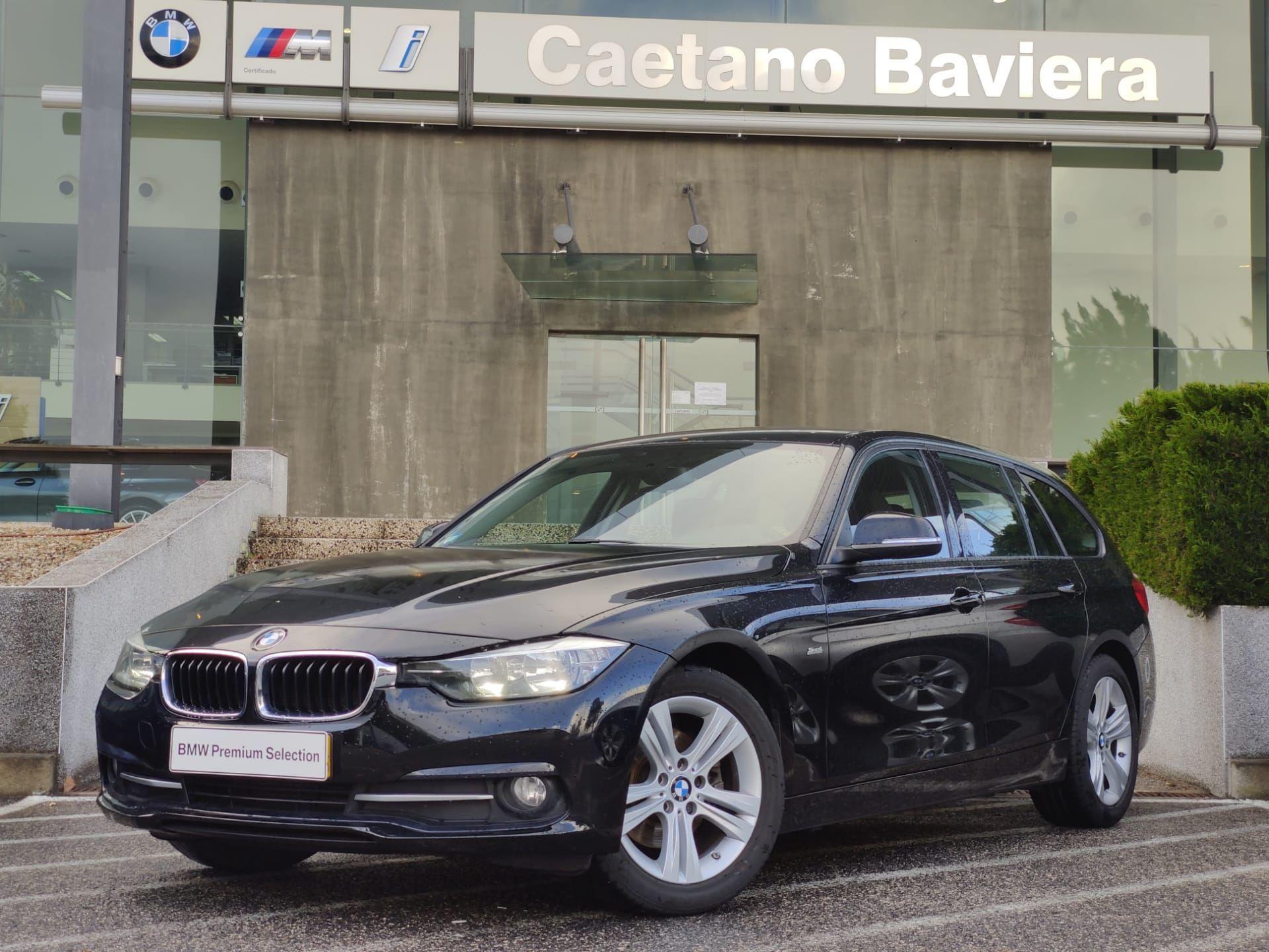 BMW Serie 3 320d Touring Sport segunda mão Lisboa