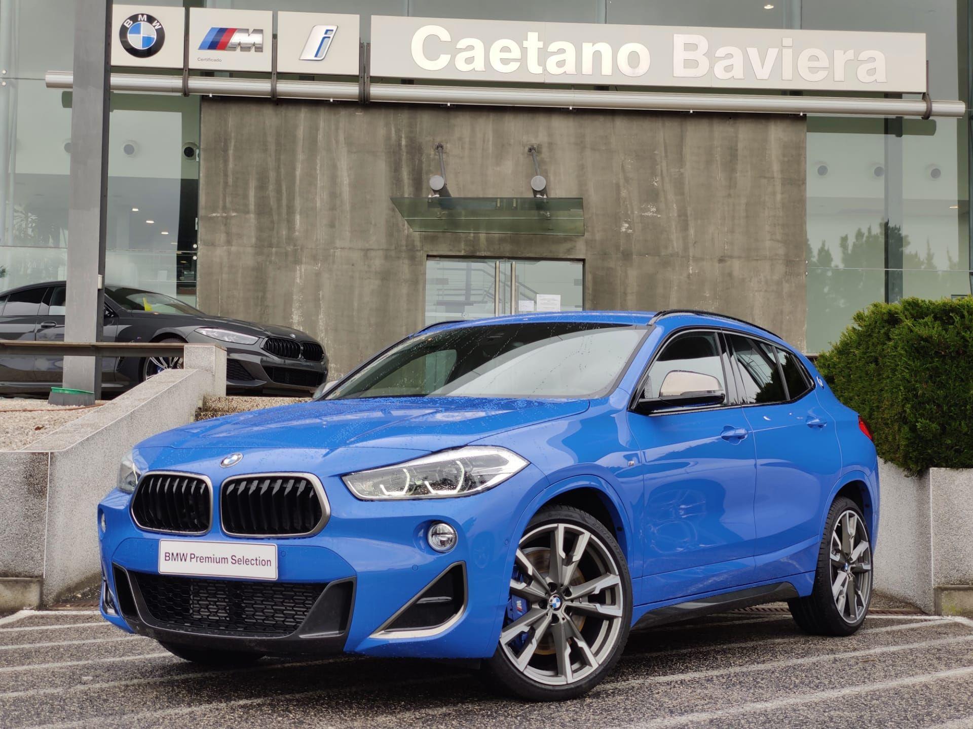BMW X2 M35i xDrive 306cv segunda mão Lisboa