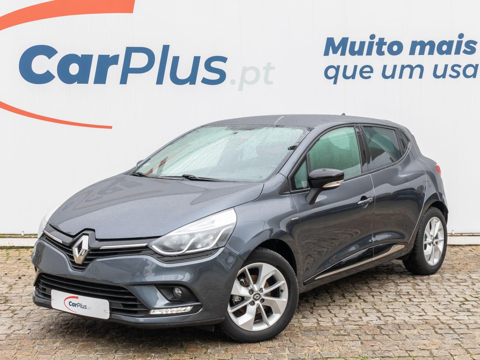 Renault Clio 0.9 Energy TCe 90 Limited segunda mão Lisboa
