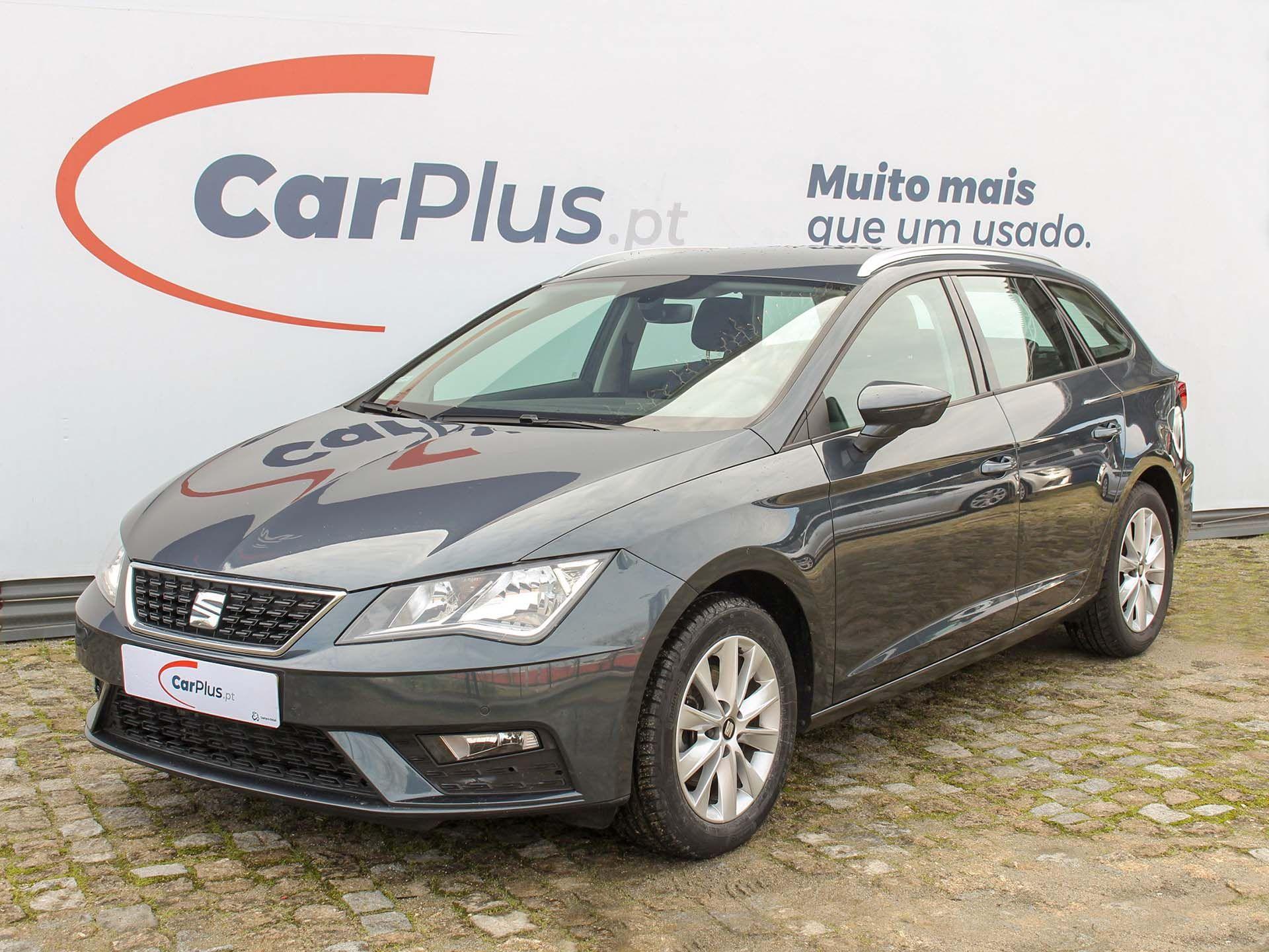 SEAT Leon 1.6 TDI STYLE Cx Man 5v S&S segunda mão Porto