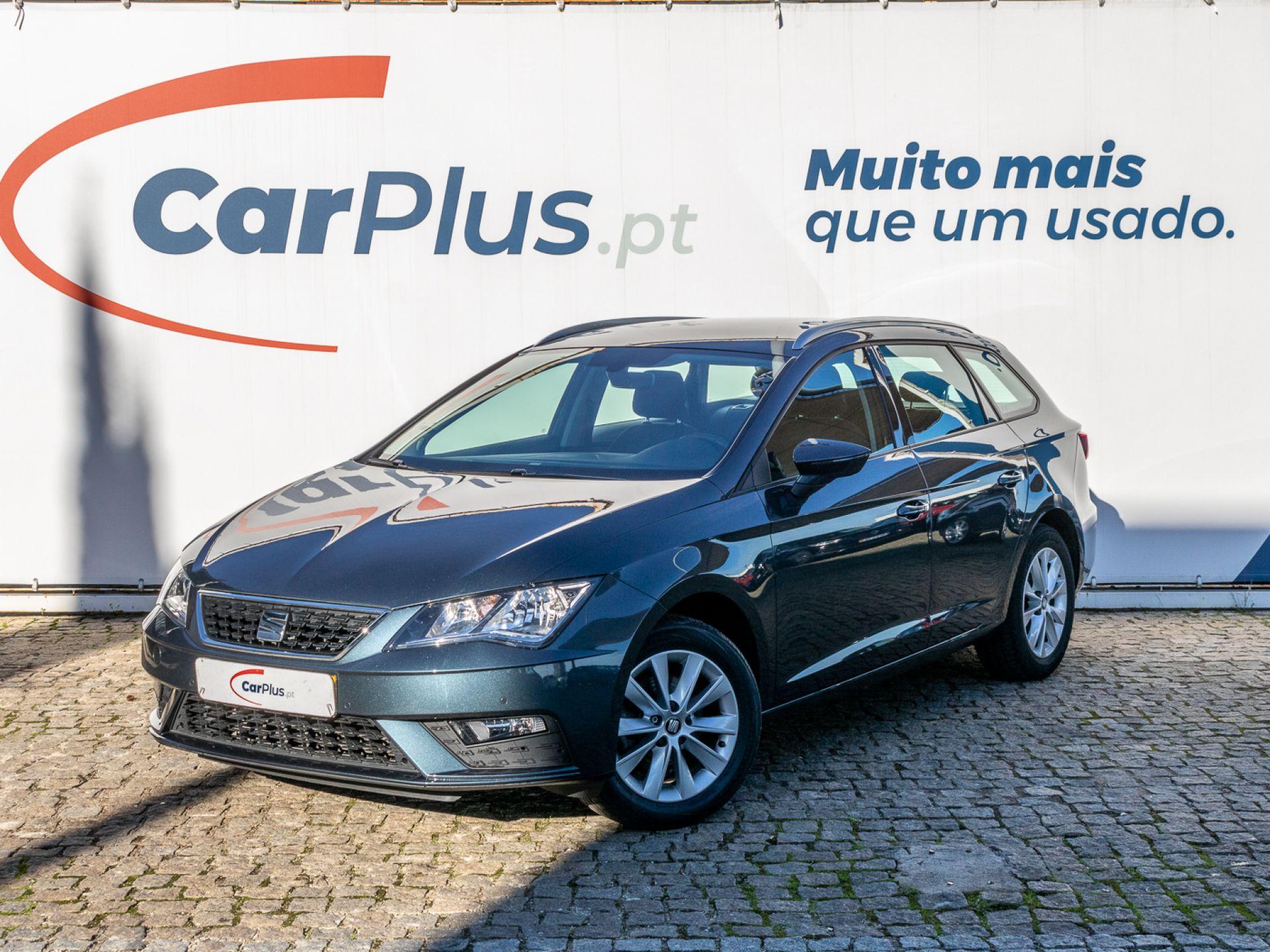 SEAT Leon 1.6 TDI STYLE Cx Man 5v S&S segunda mão Lisboa