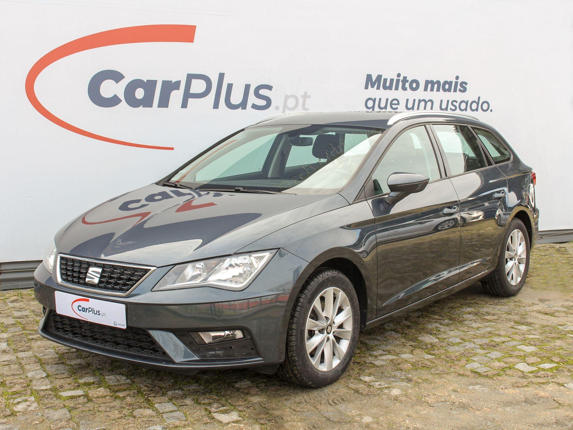 SEAT Leon 1.6 TDI STYLE Cx Man 5v S&S segunda mão Braga