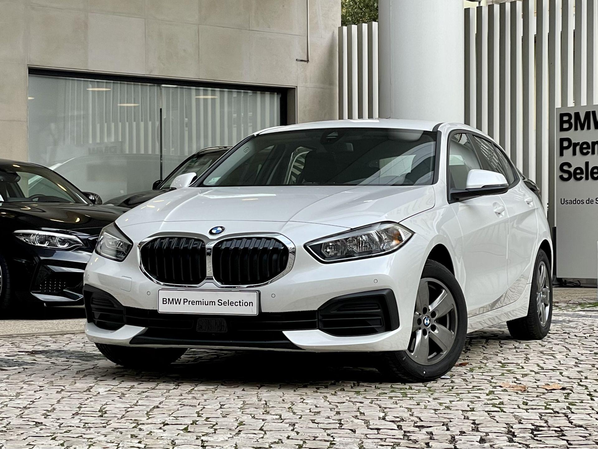 BMW Serie 1 116d Corporate Edition segunda mão Lisboa