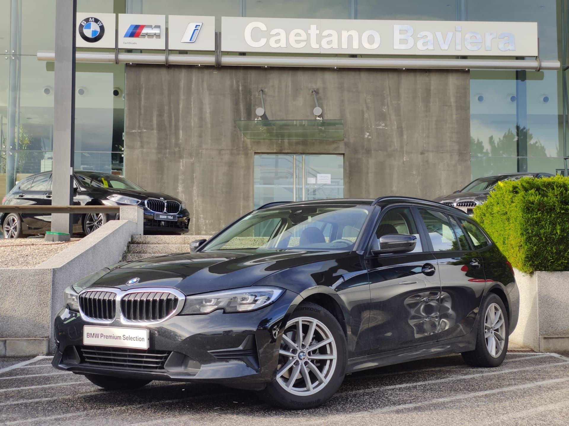 BMW Serie 3 318d Touring Corporate Edition segunda mão Lisboa