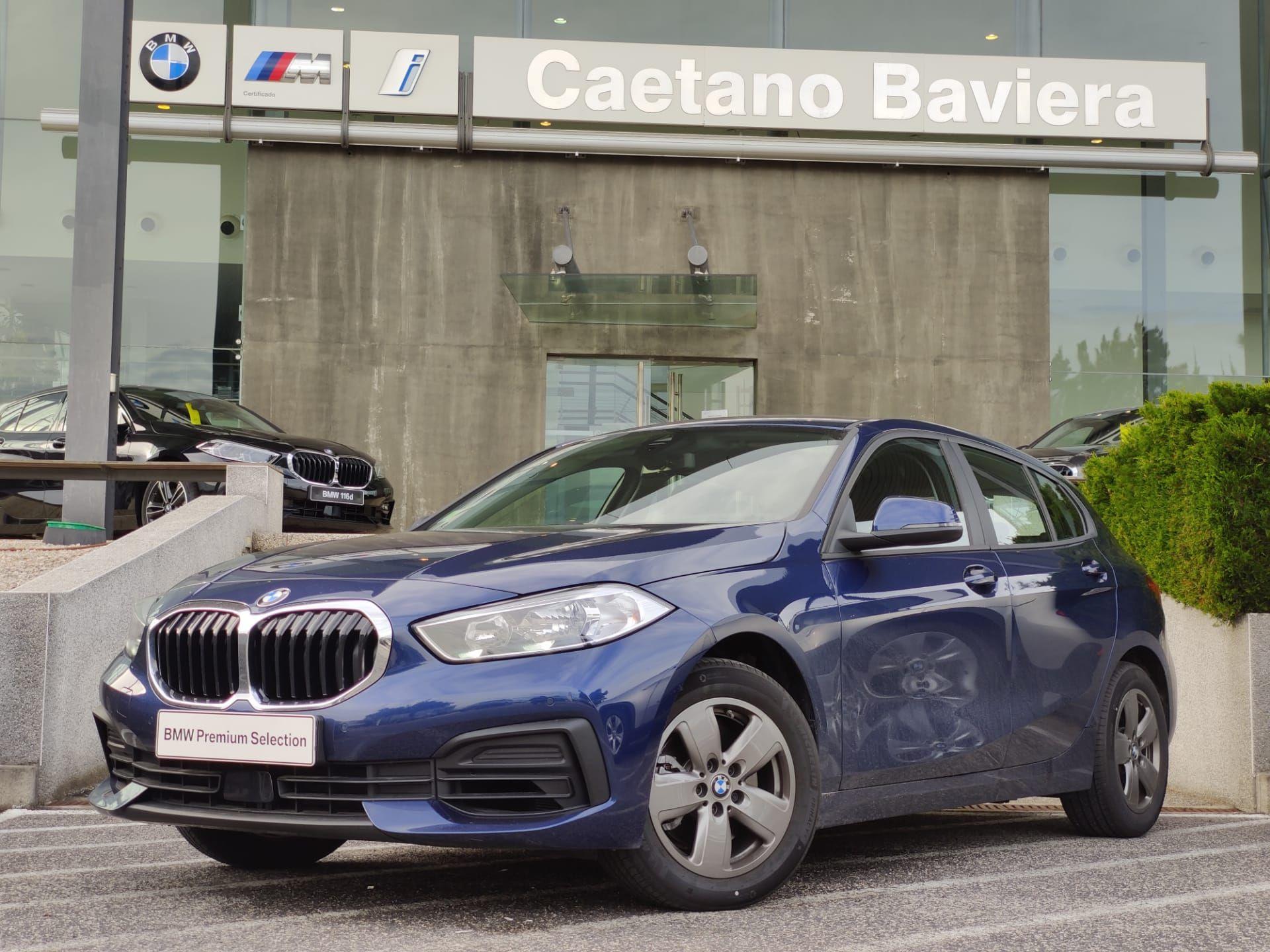 BMW Serie 1 118i Auto segunda mão Lisboa