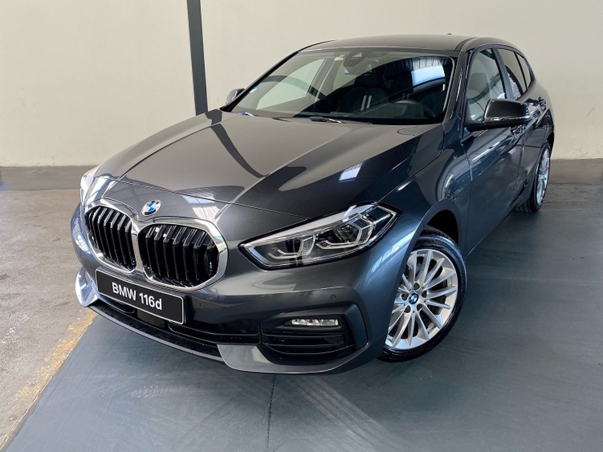 BMW Serie 1 116d segunda mão Faro