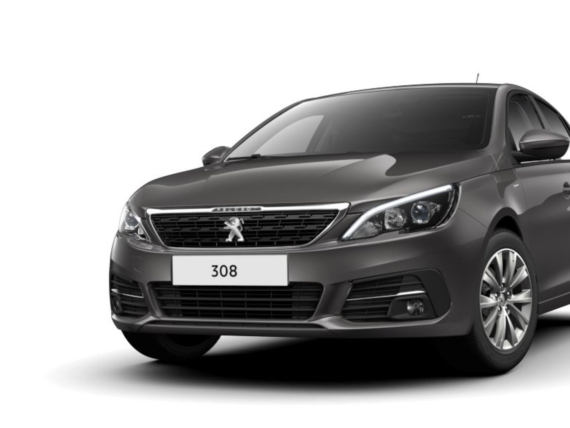 Peugeot 308 Style 1.5 BlueHDi 100 cv Euro 6.2d segunda mão Porto
