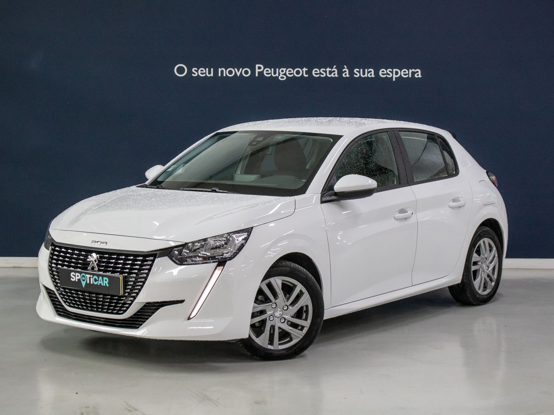 Peugeot 208 1.2 PureTech 75cv Active segunda mão Setúbal