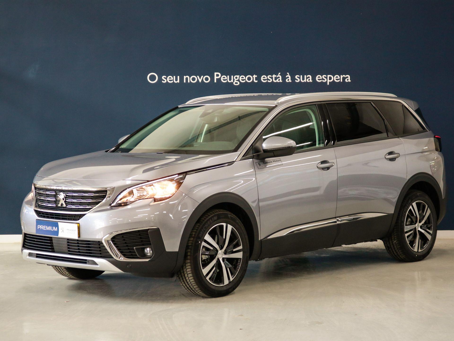 Peugeot 5008 Allure 1.5 BlueHDi 130 CVM6 segunda mão Setúbal