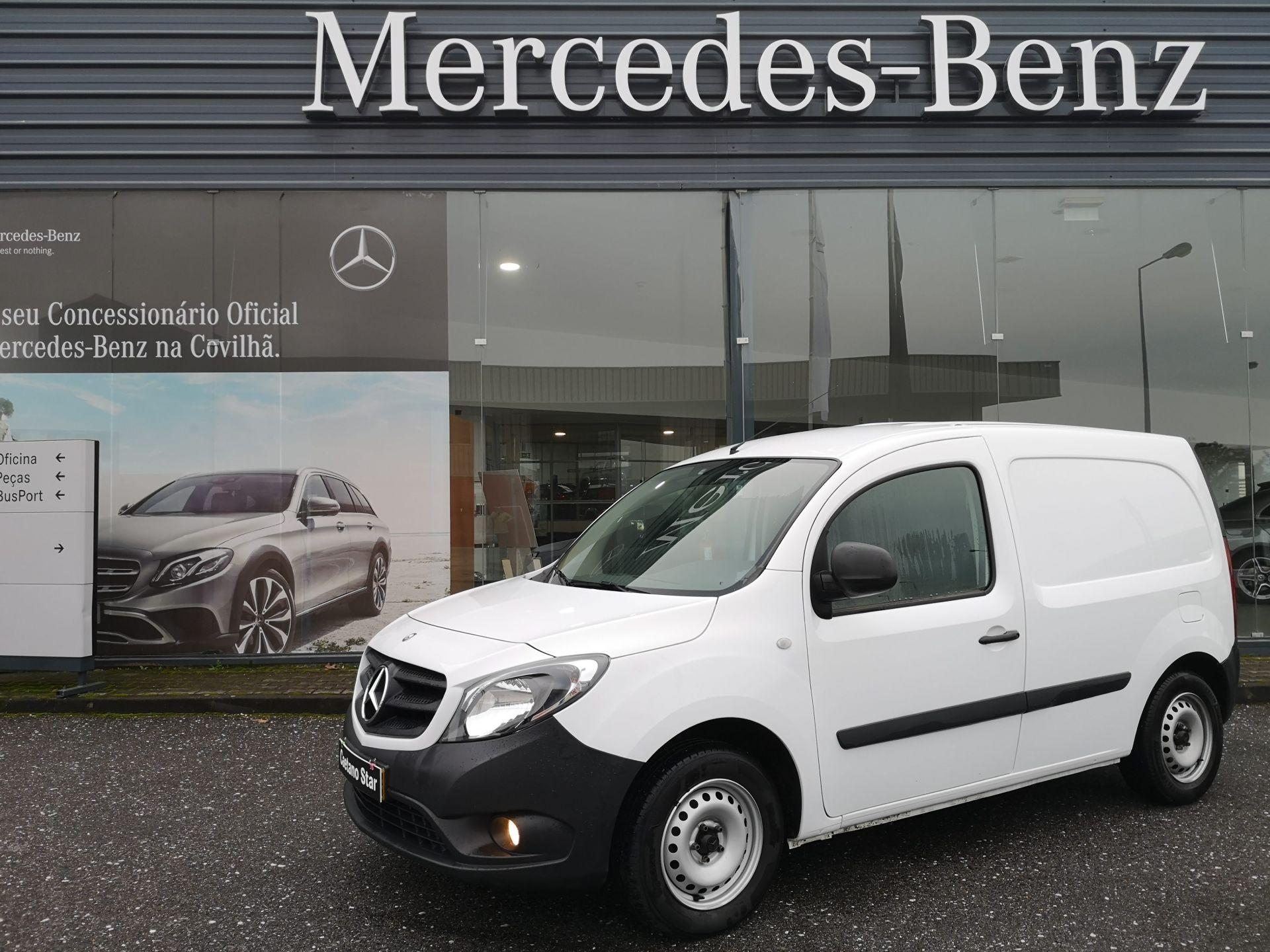 Mercedes Benz Citan  usada Porto