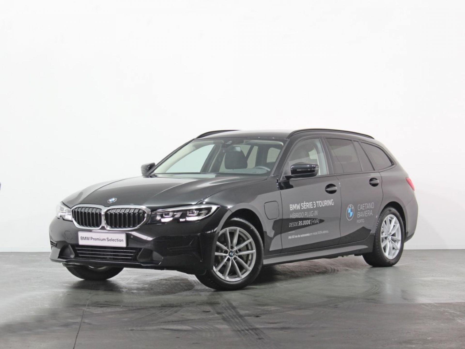 BMW Serie 3 330e Auto segunda mão Porto