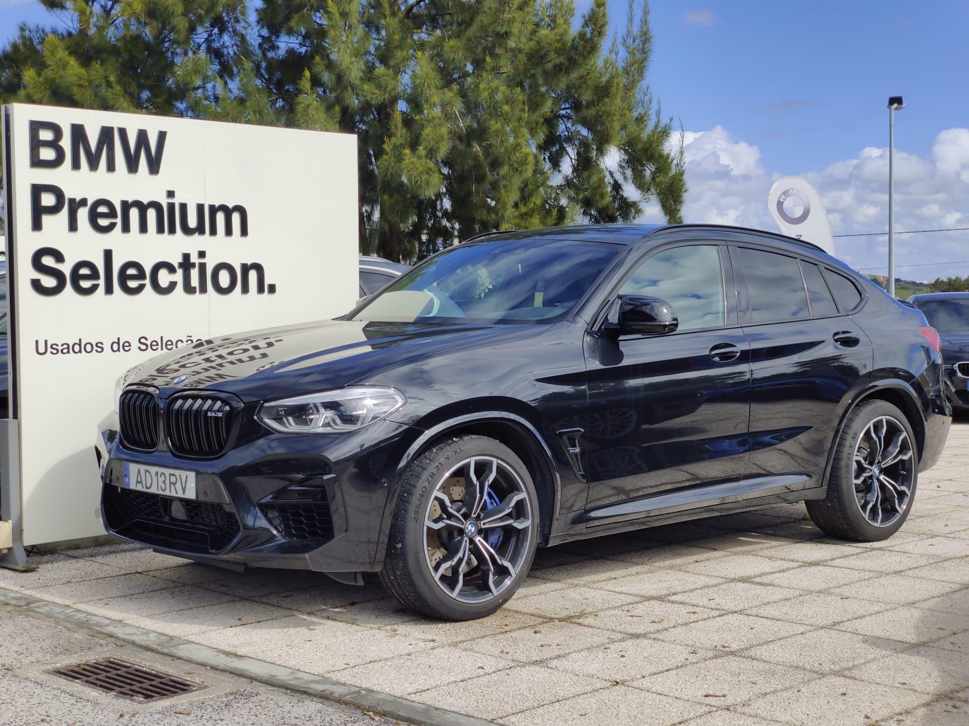 BMW X4 M Competition Auto 510cv segunda mão Lisboa