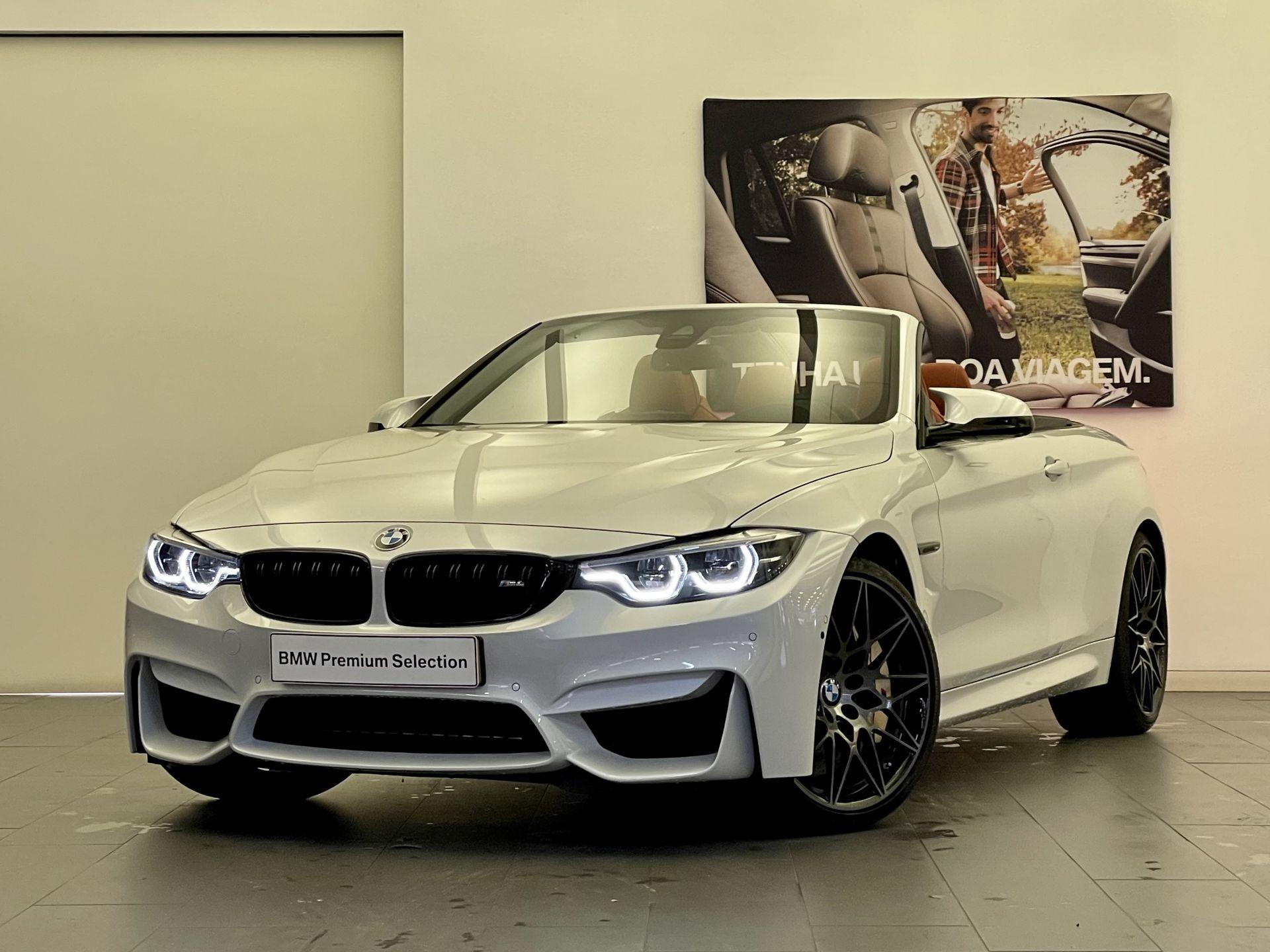 BMW Serie 4 M4 Cabrio Competition 450 Cvs segunda mão Lisboa
