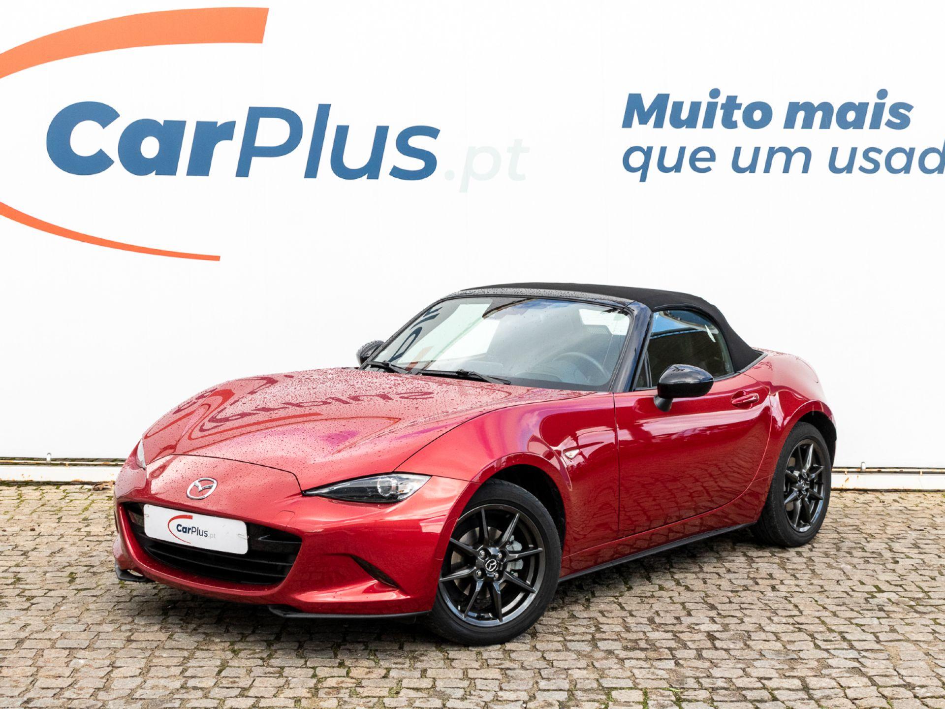 Mazda MX-5 1.5 SKYACTIV-G 131 Excellence Navi segunda mão Lisboa