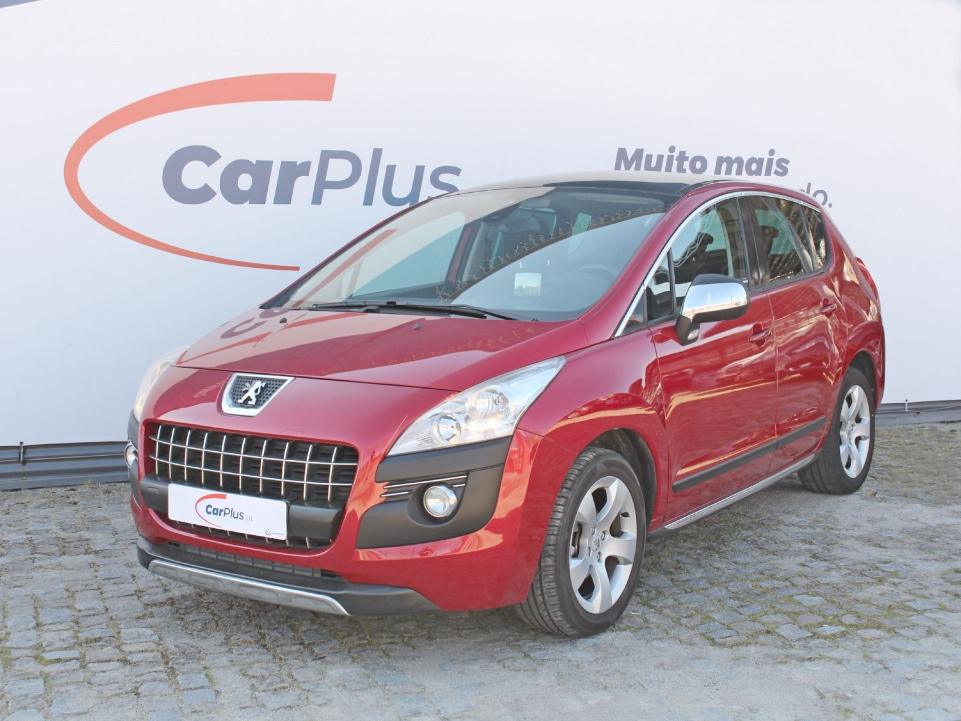 Peugeot 3008 Allure 1.6 e-HDi 112 2-Tronic segunda mão Braga