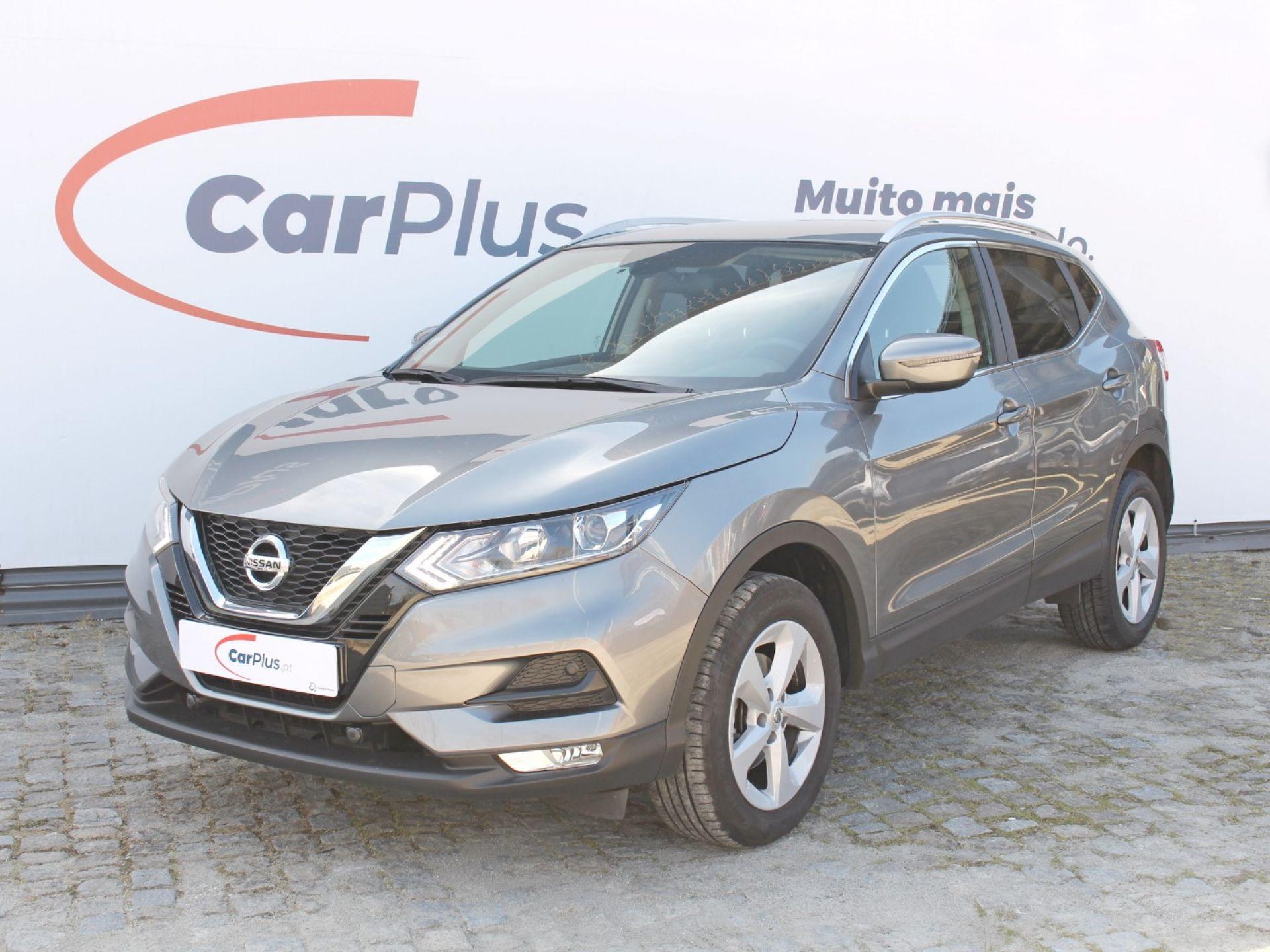 Nissan Qashqai 1.5 dCi 115CV ACENTA segunda mão Porto