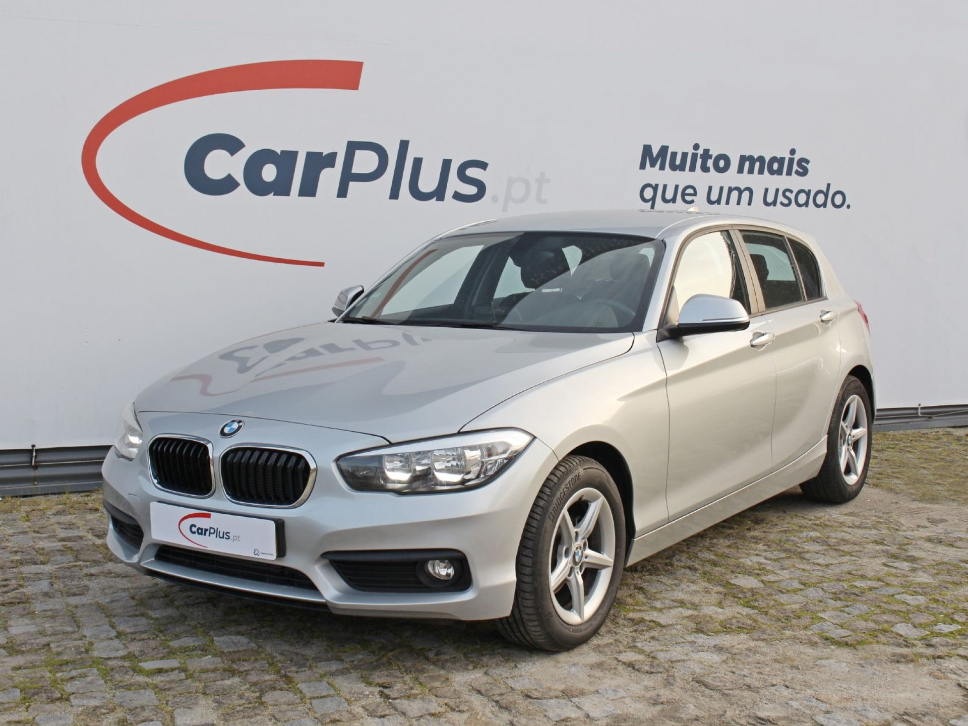 BMW Serie 1 116d segunda mão Braga