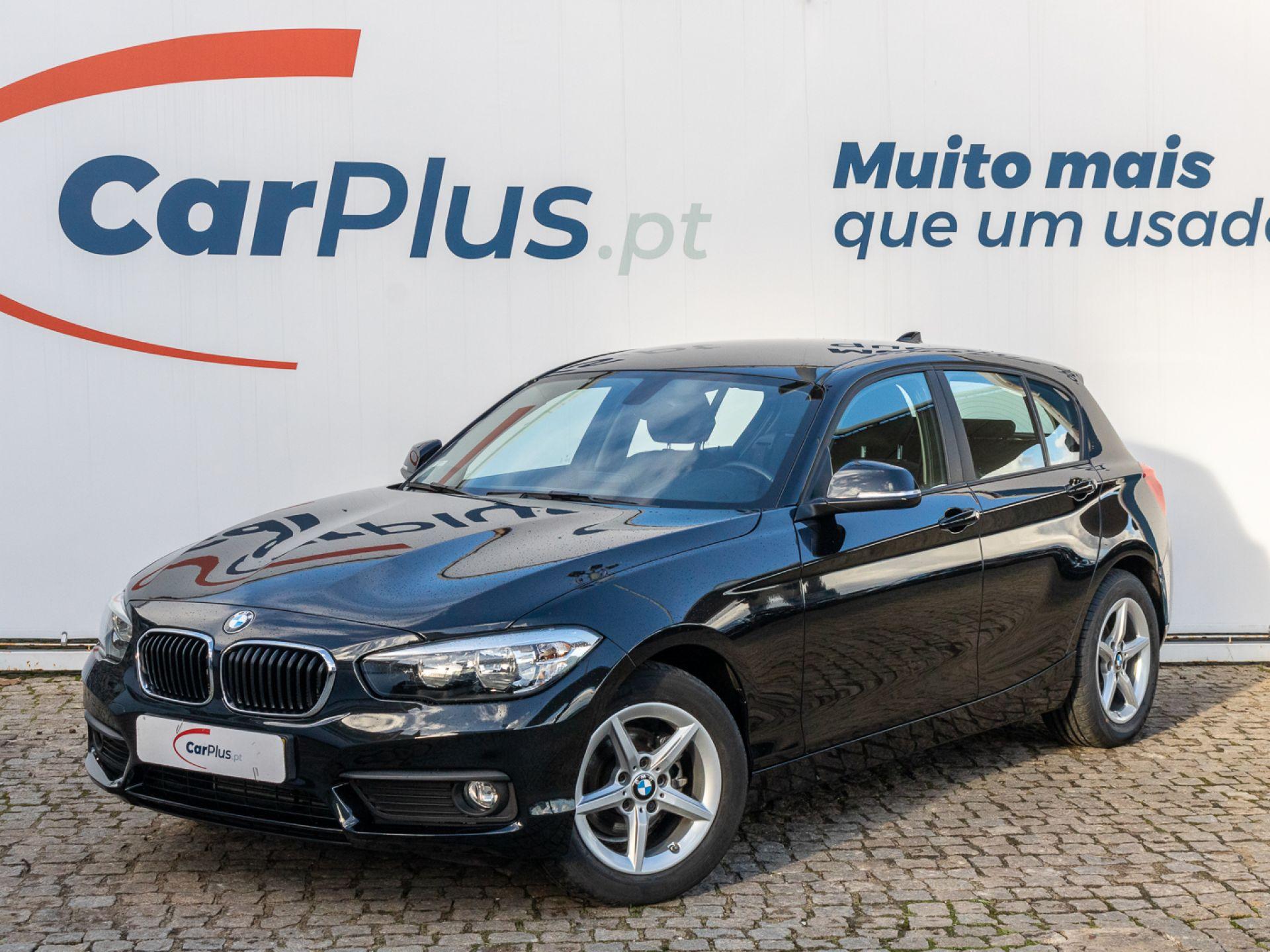 BMW Serie 1 116d segunda mão Lisboa