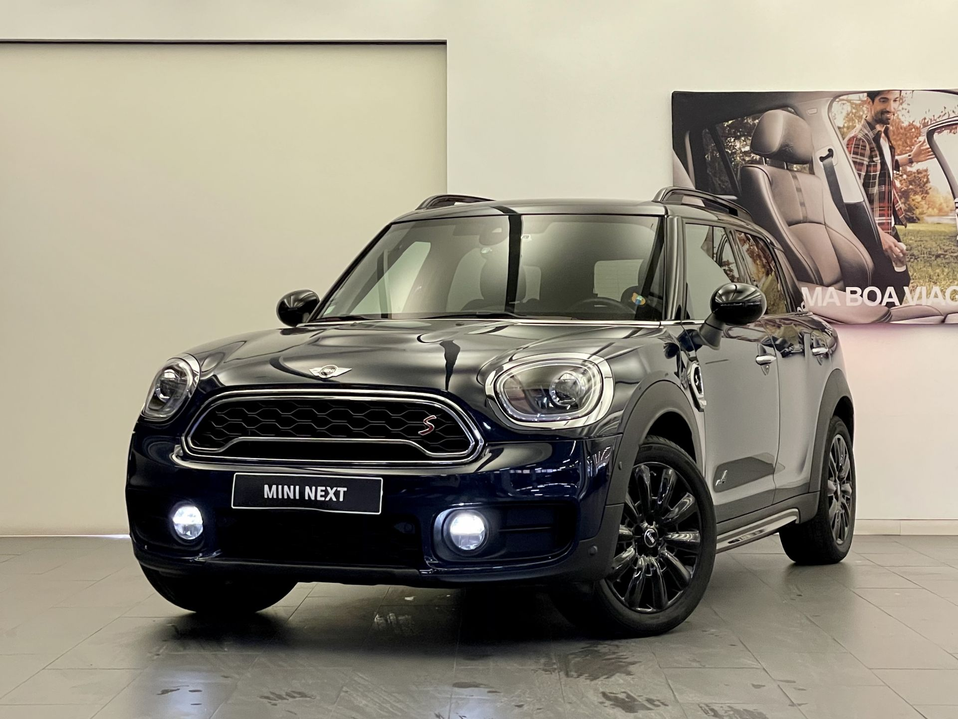 Mini Countryman Cooper S ALL4 segunda mão Lisboa