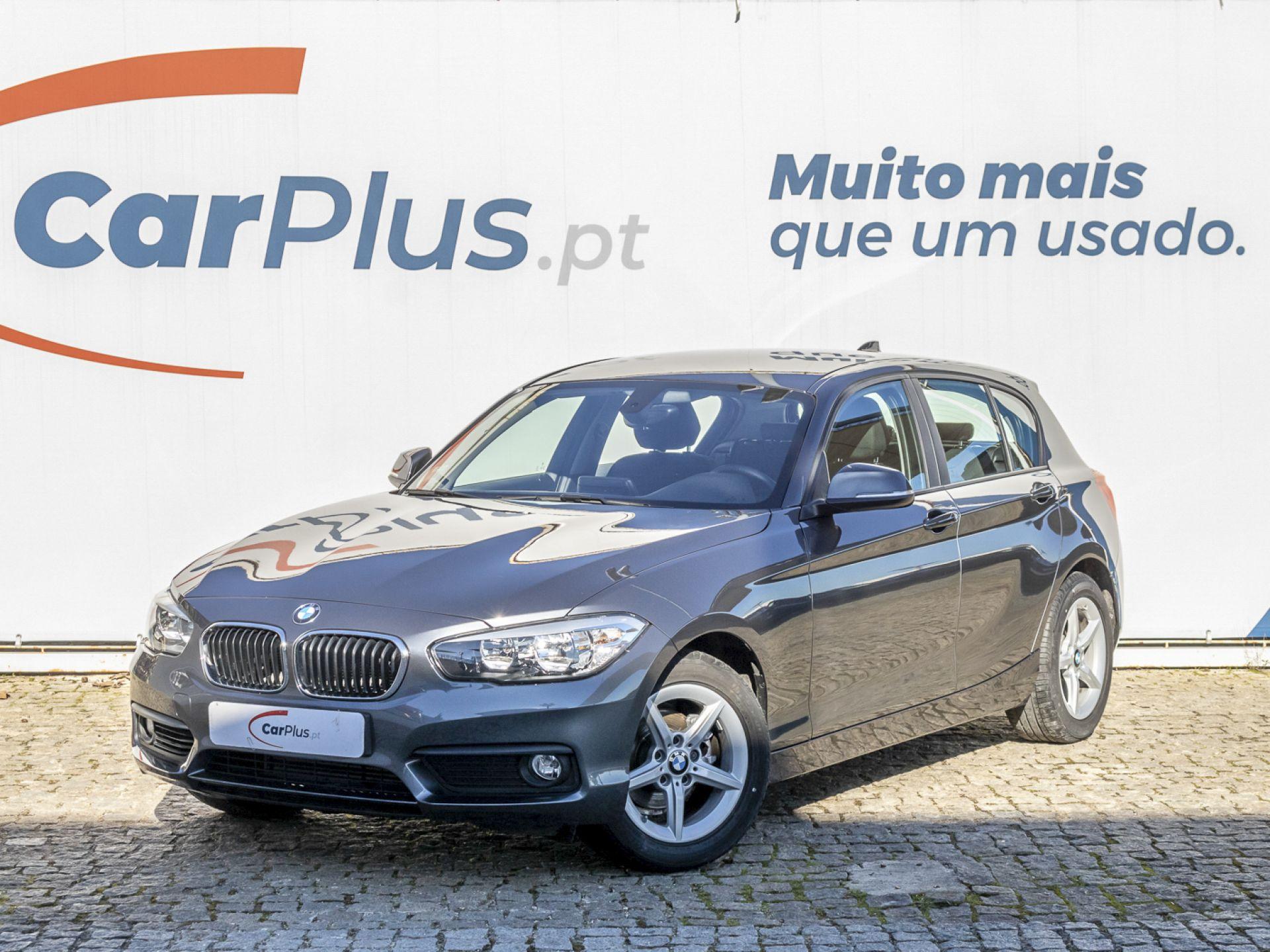 BMW Serie 1 116i Advantage segunda mão Lisboa