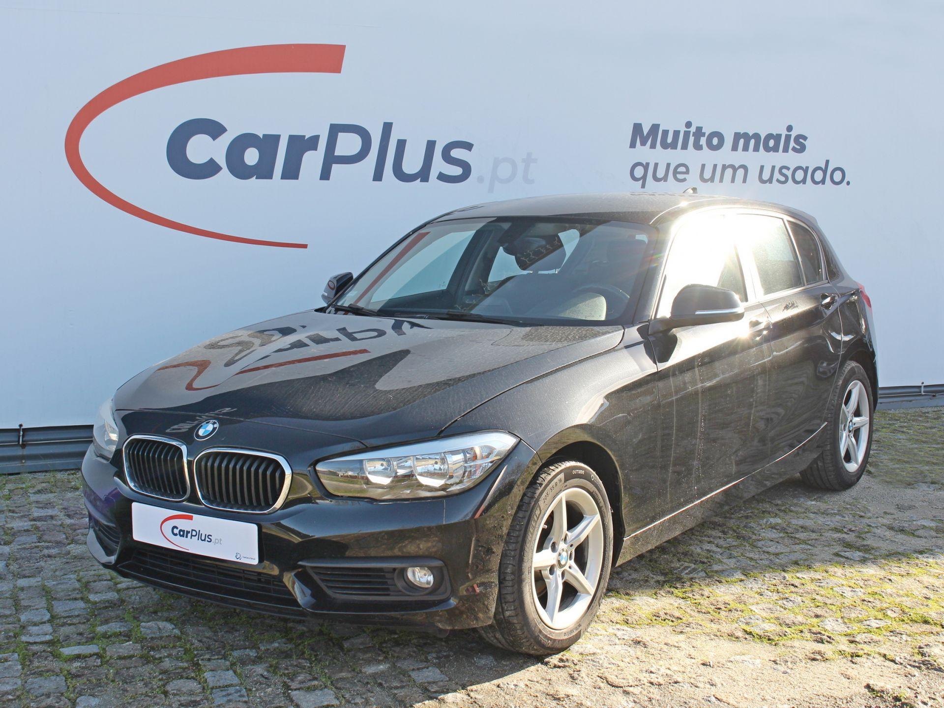 BMW Serie 1 116i Advantage  segunda mão Porto