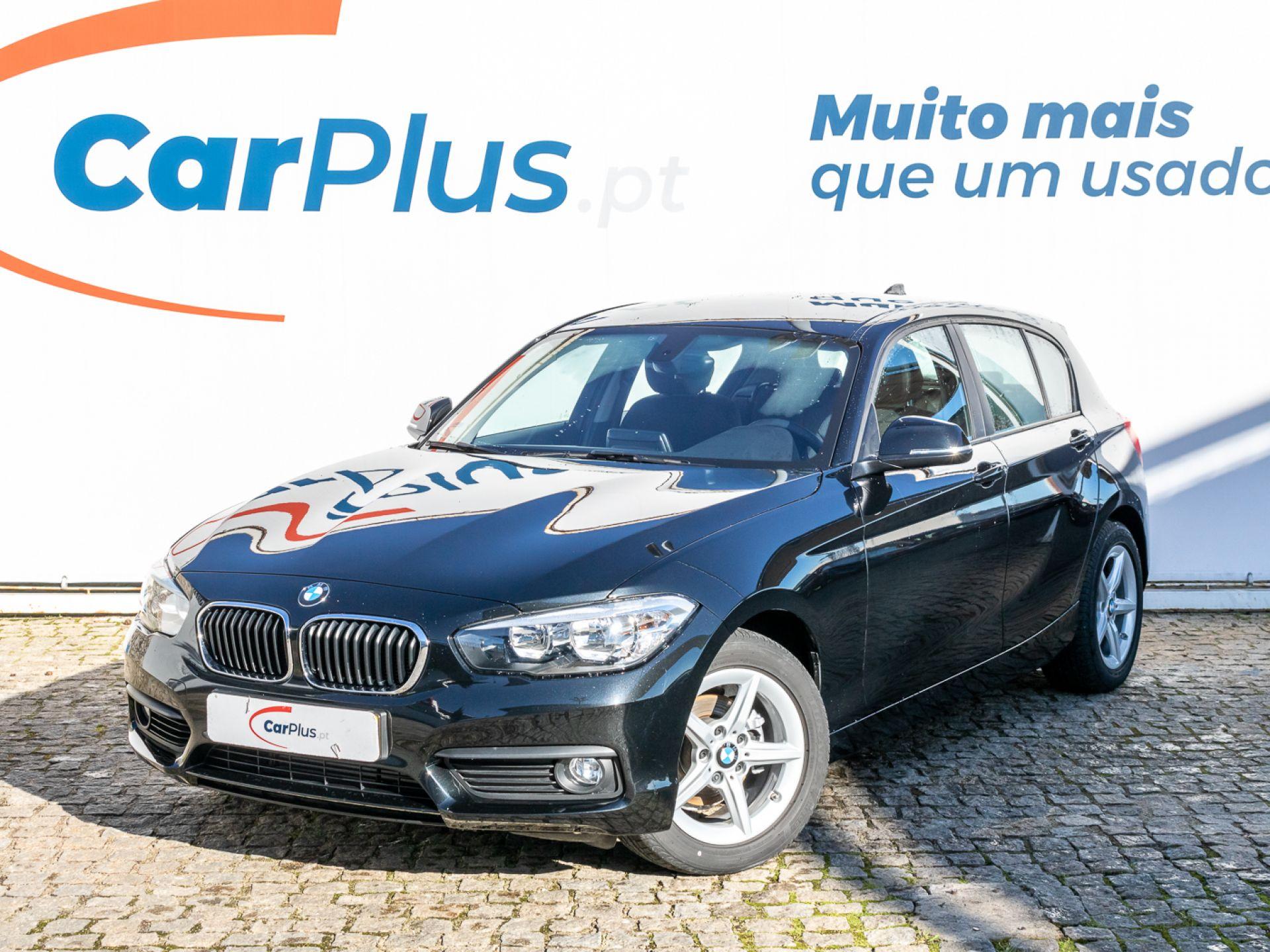 BMW Serie 1 116i segunda mão Lisboa