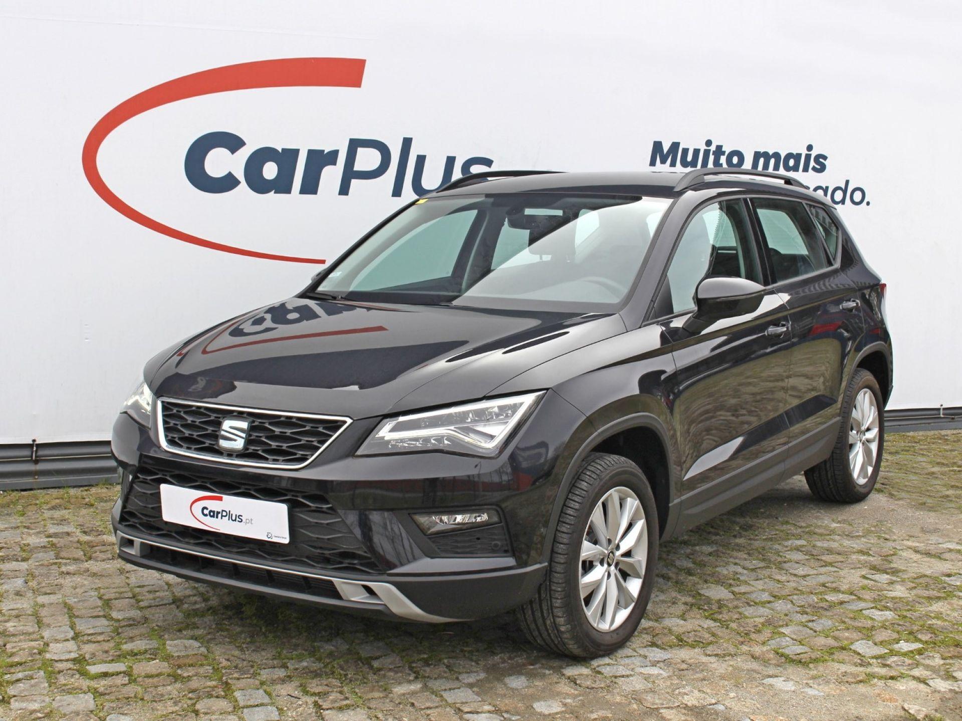 SEAT Ateca 1.6 TDI CR STYLE S&S segunda mão Porto