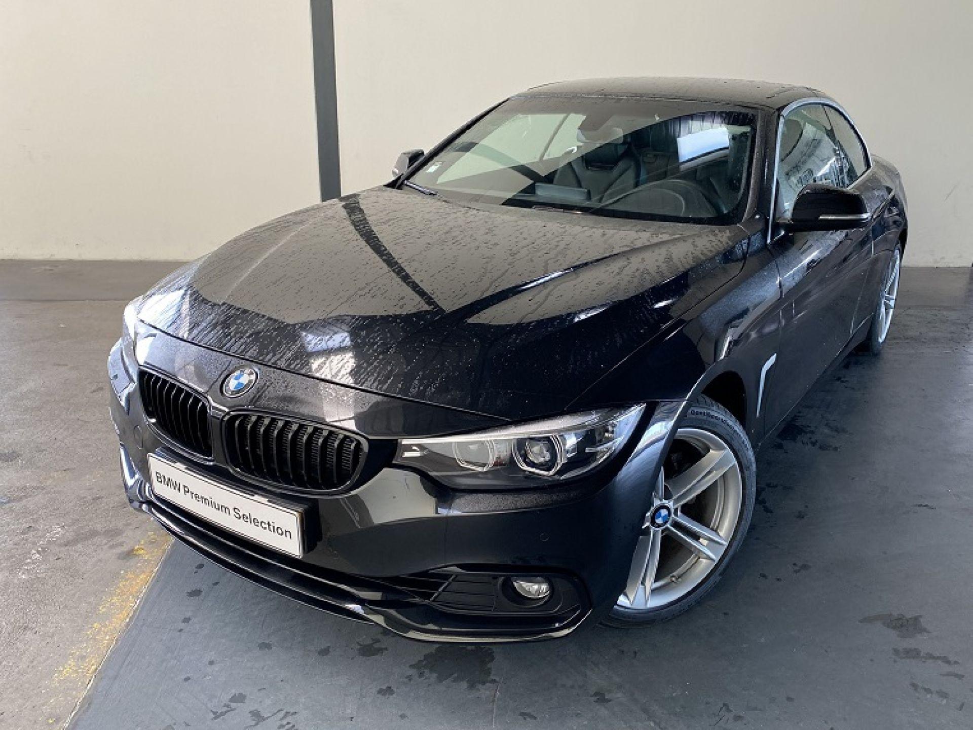 BMW Serie 4 420d Auto segunda mão Faro