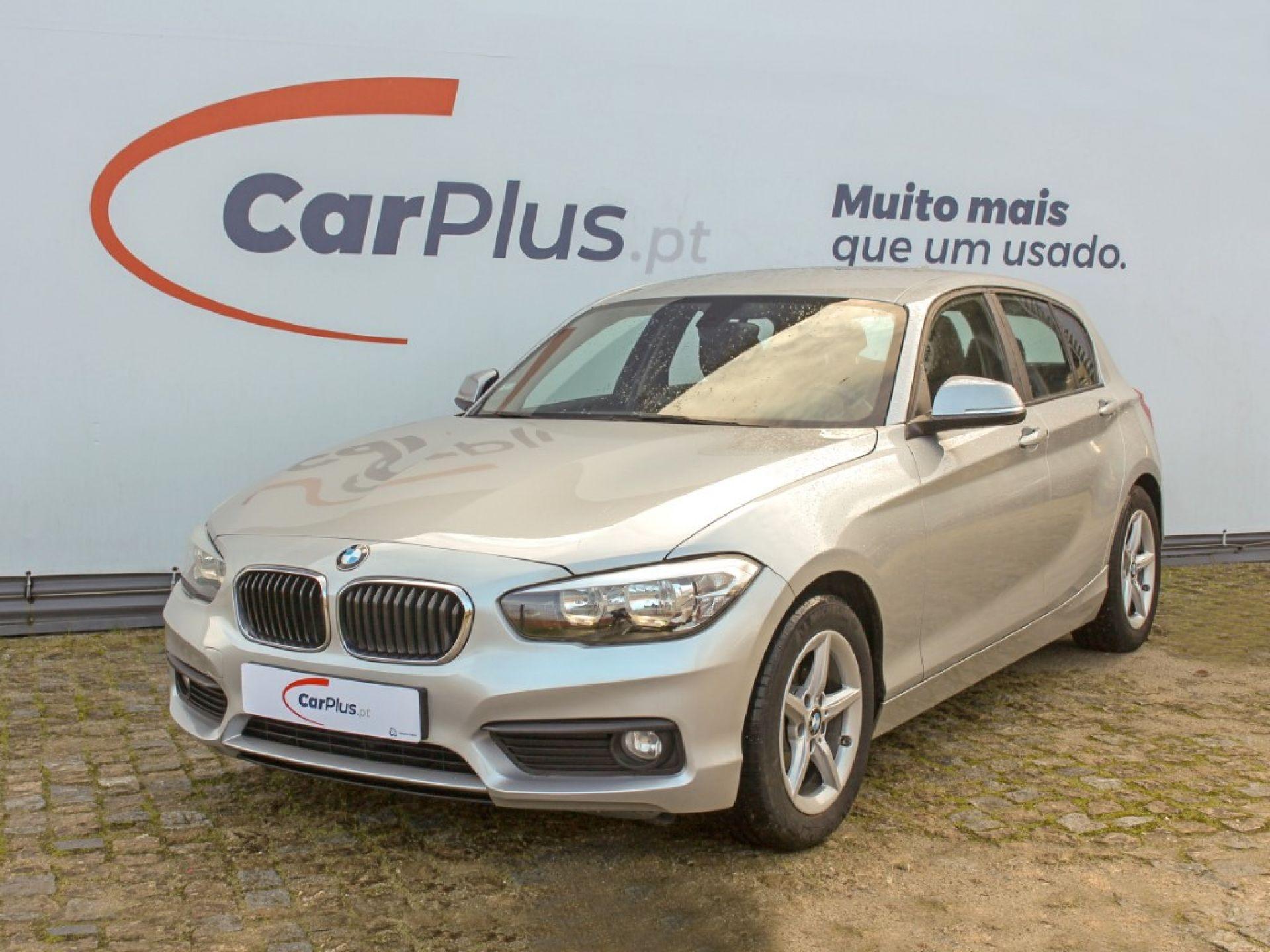 BMW Serie 1 116d EfficientDynamics segunda mão Porto