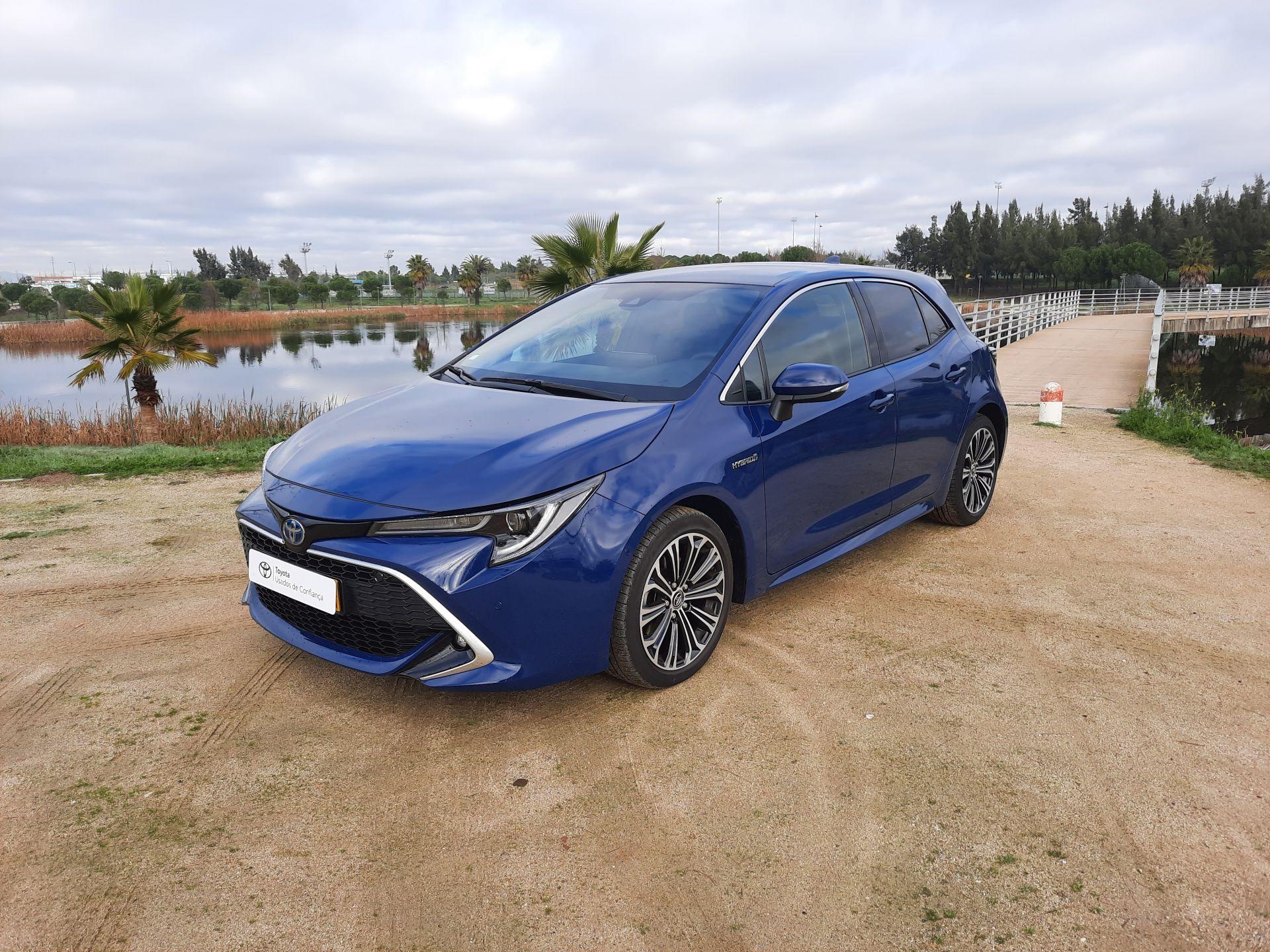 Toyota Corolla 2.0 Hybrid Exclusive segunda mão Castelo Branco