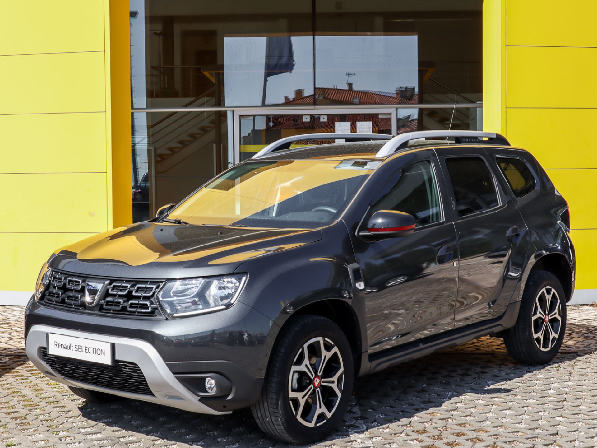 Dacia Duster 1.3 TCE 130cv SL Adventure usada Setúbal