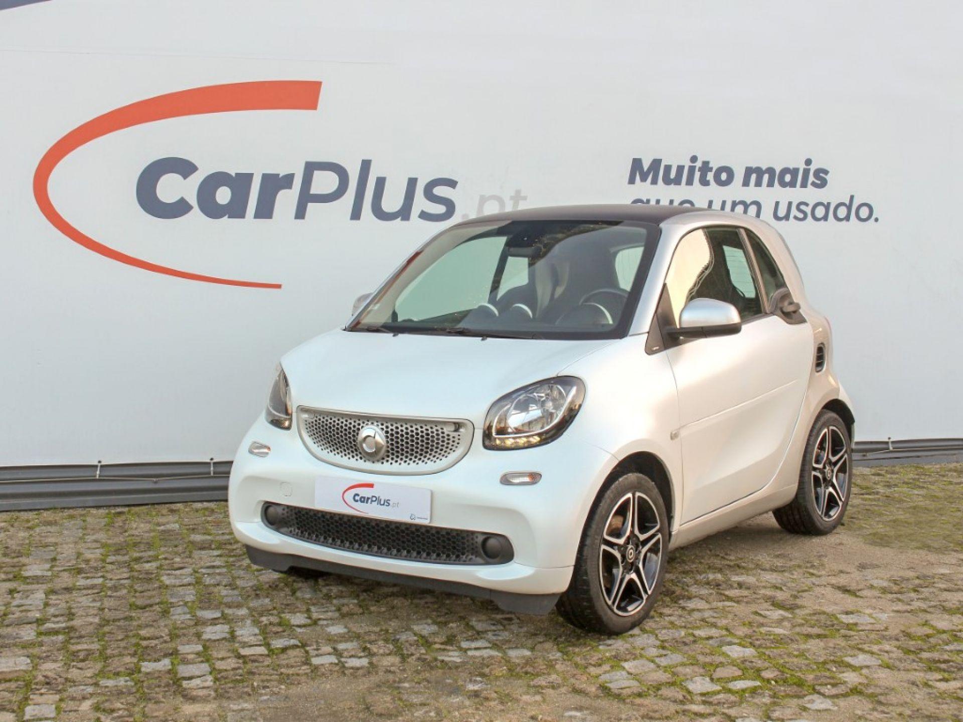 Smart Fortwo Fortwo Coupe segunda mão Braga