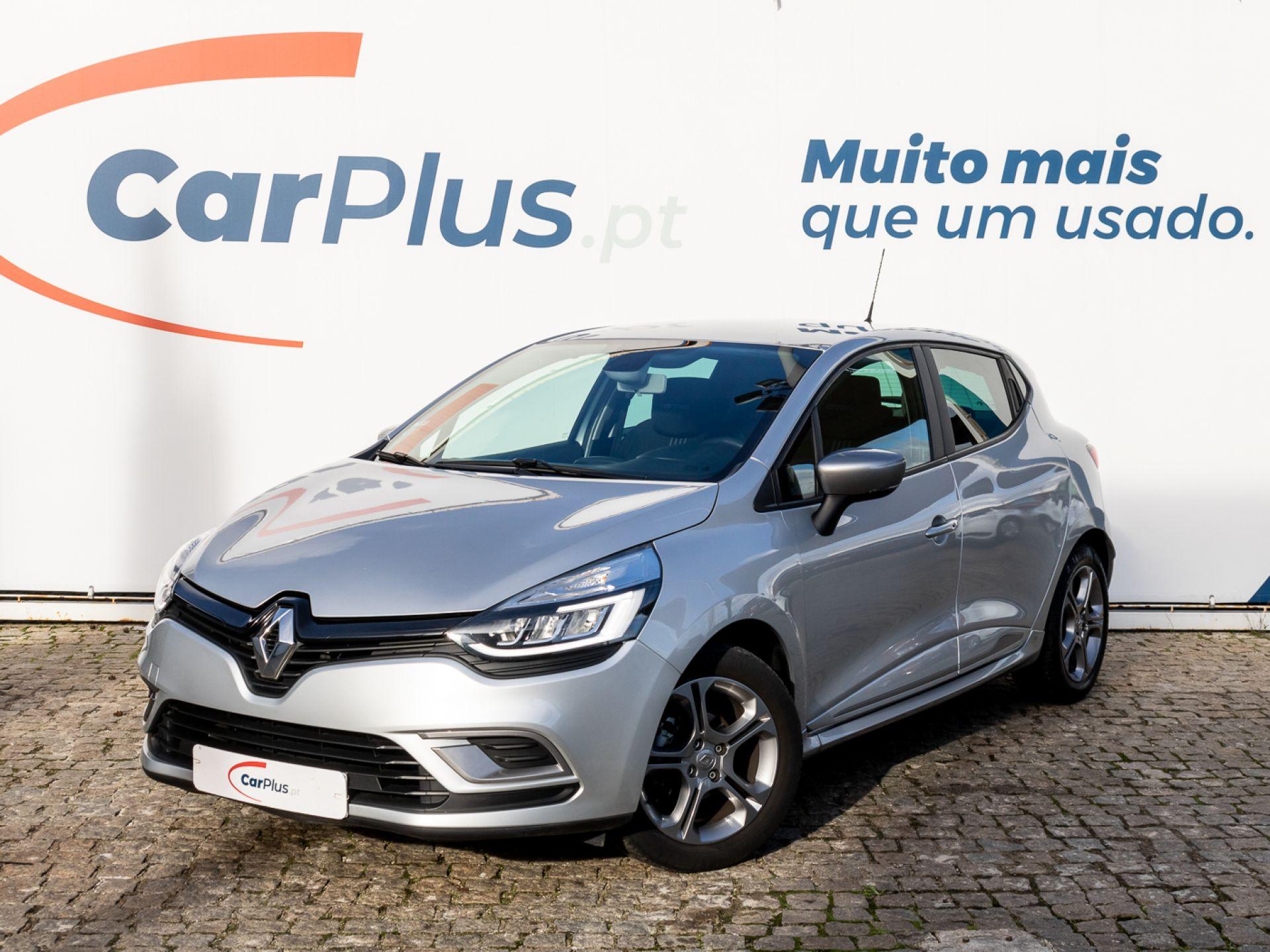 Renault Clio 0.9 Energy TCe 90 GT Line segunda mão Lisboa