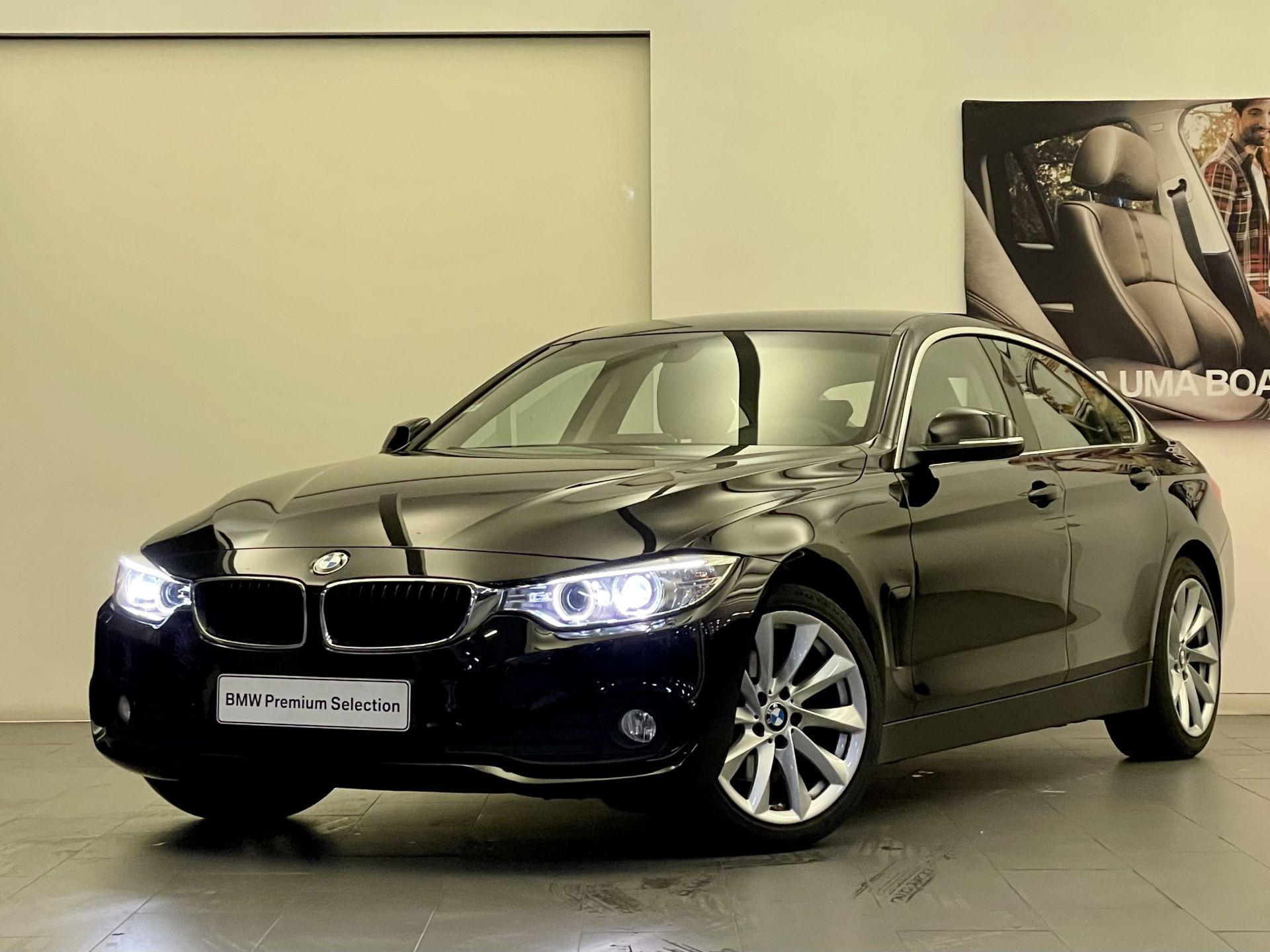 BMW Serie 4 420d Gran Coupe segunda mão Lisboa